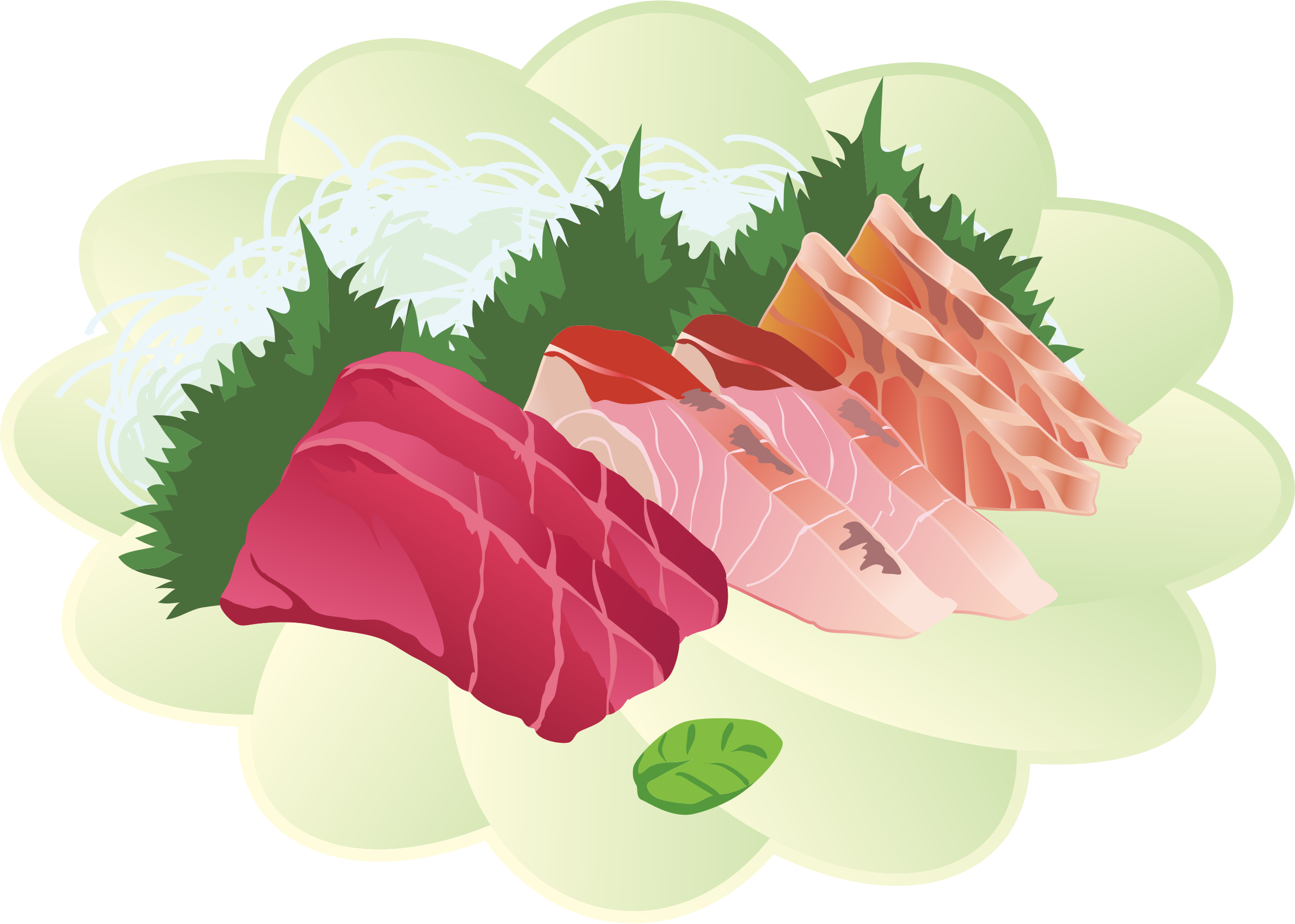 Sashimi Assortment (#4) by oksmith