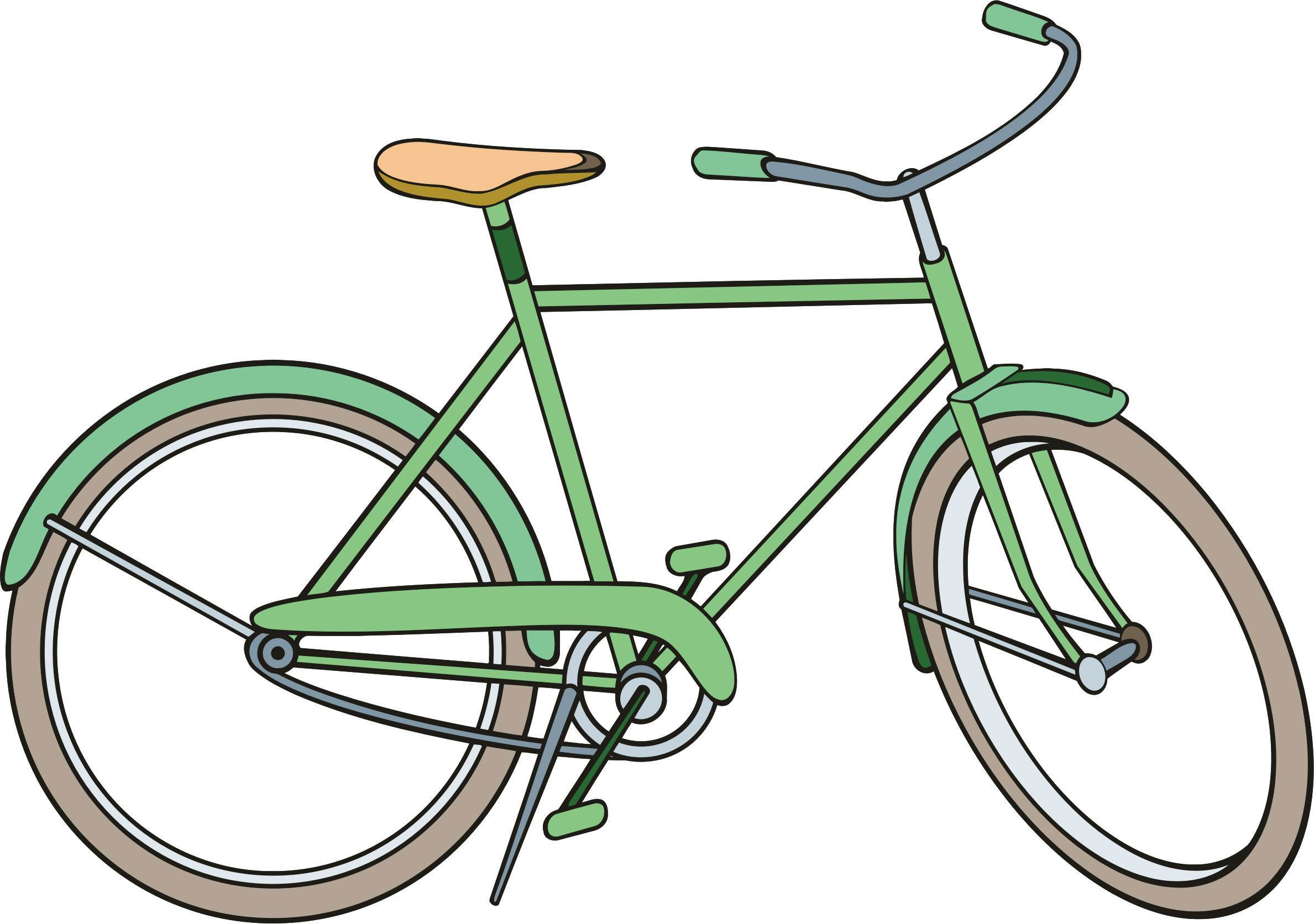Bike 3 by Firkin