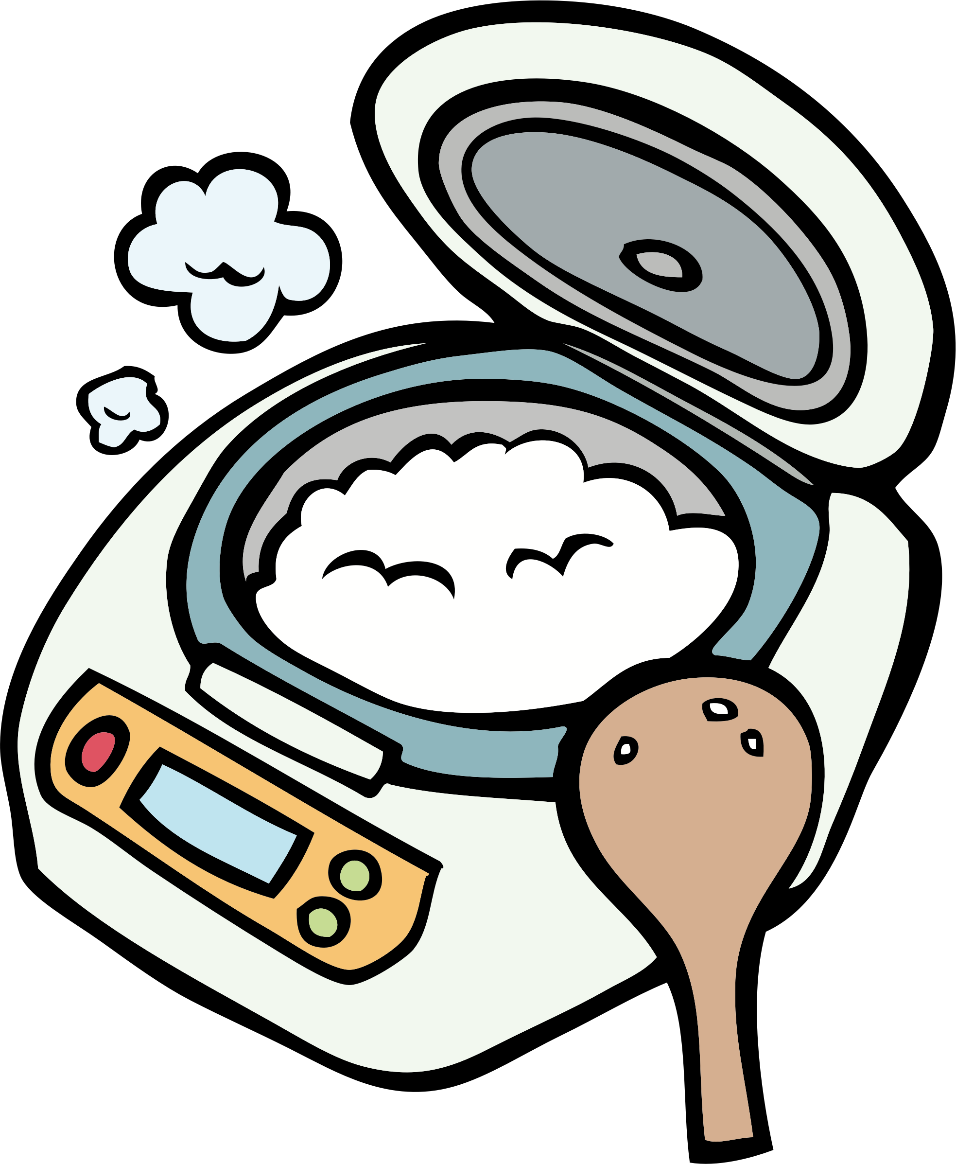 Rice Cooker by oksmith
