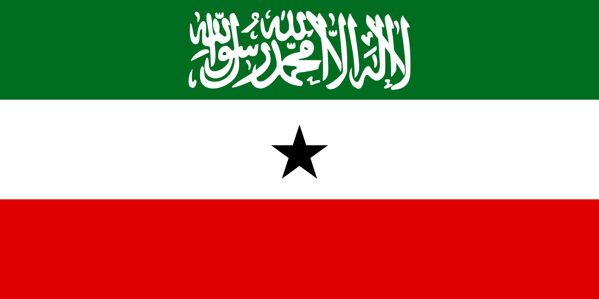 Flag of Somaliland by j4p4n