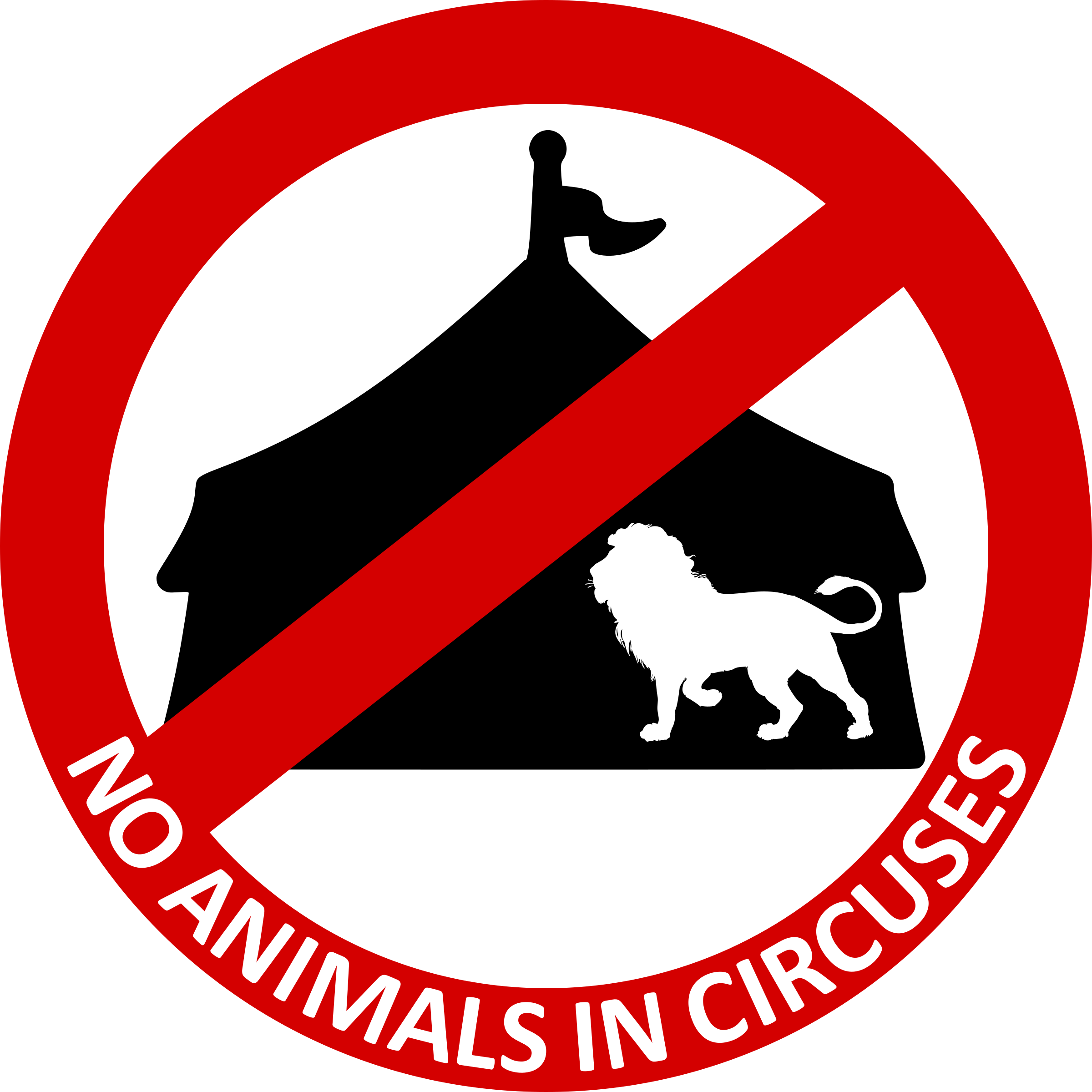 No Animals in circuses by Chrisdesign