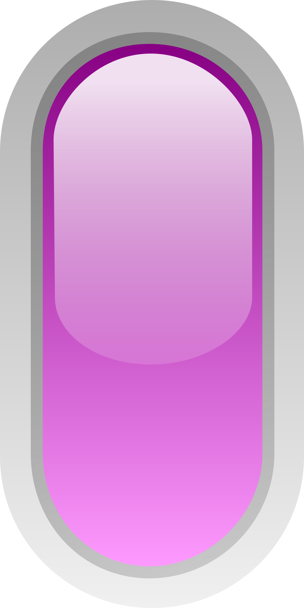 led rounded v purple by jean_victor_balin