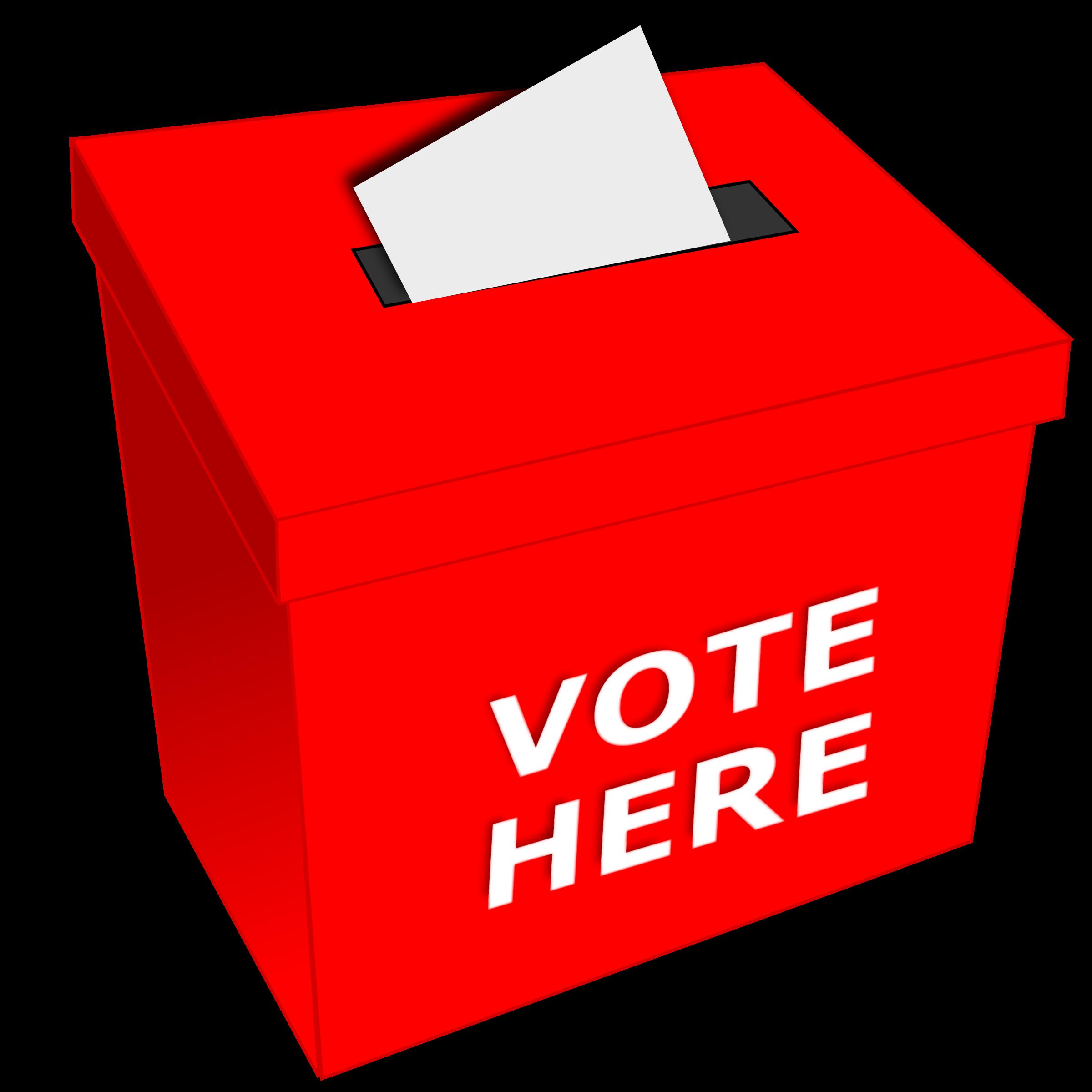 Vote Box by j4p4n
