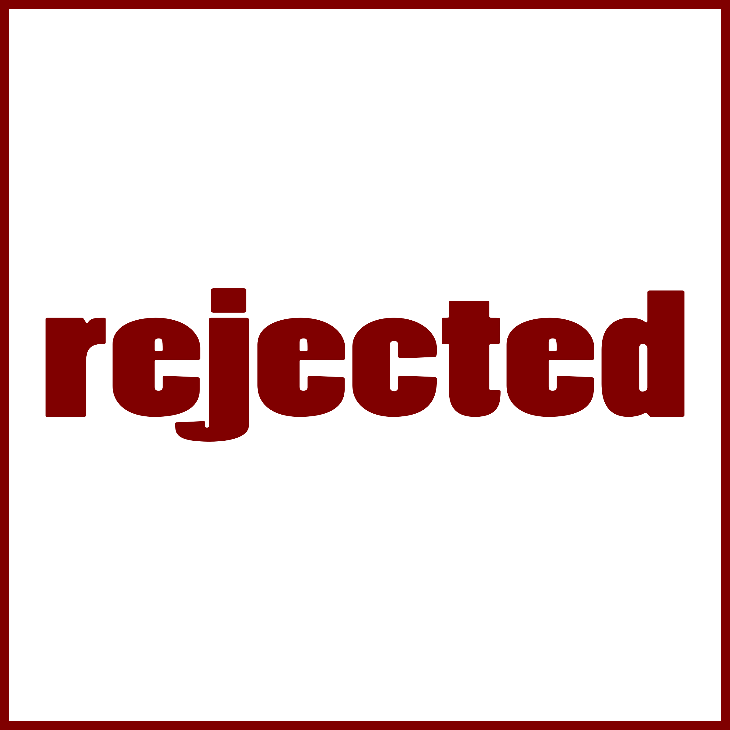 rejected by Lazur URH