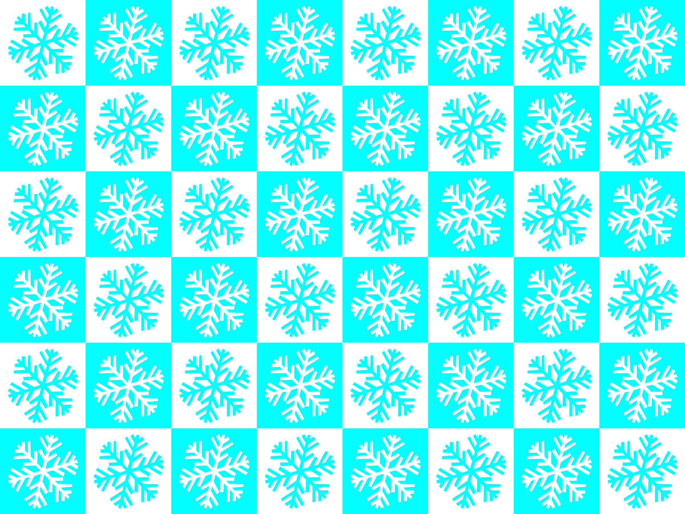 Snowflake pattern by Firkin