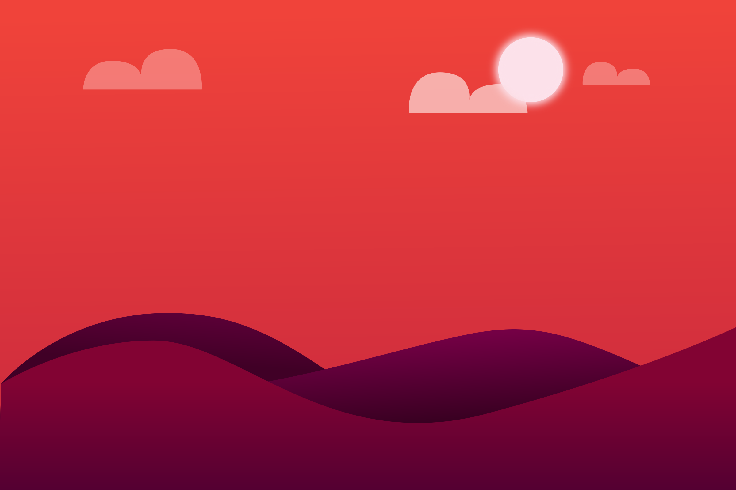 desert minimal colorful evening game bg by monsterbraingames