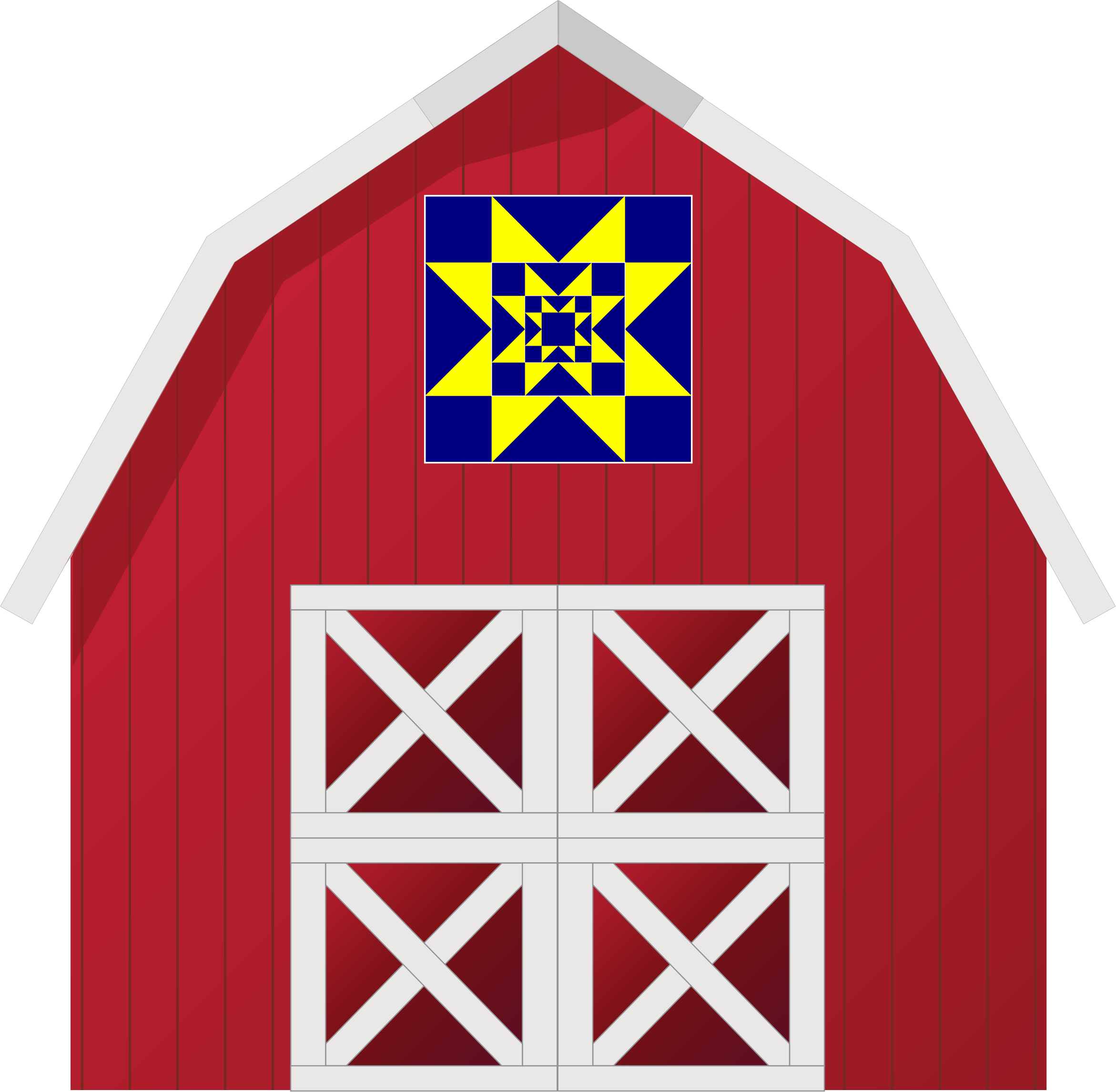 Barn Quilt 2 by JayNick