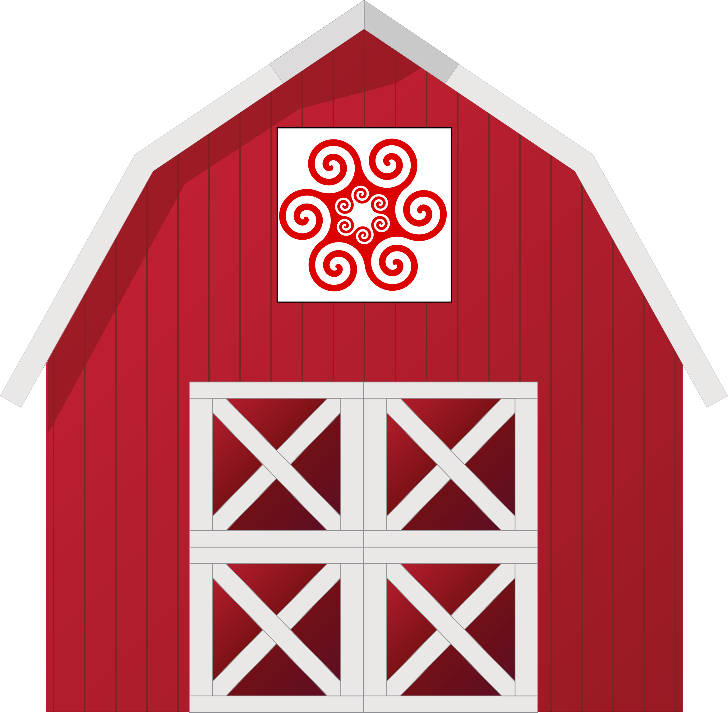 Barn Quilt 6 by JayNick