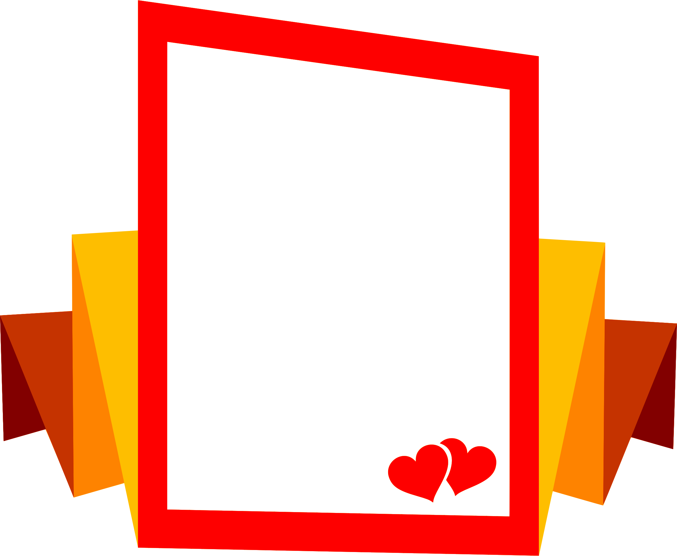 Heart frame 11 by Firkin