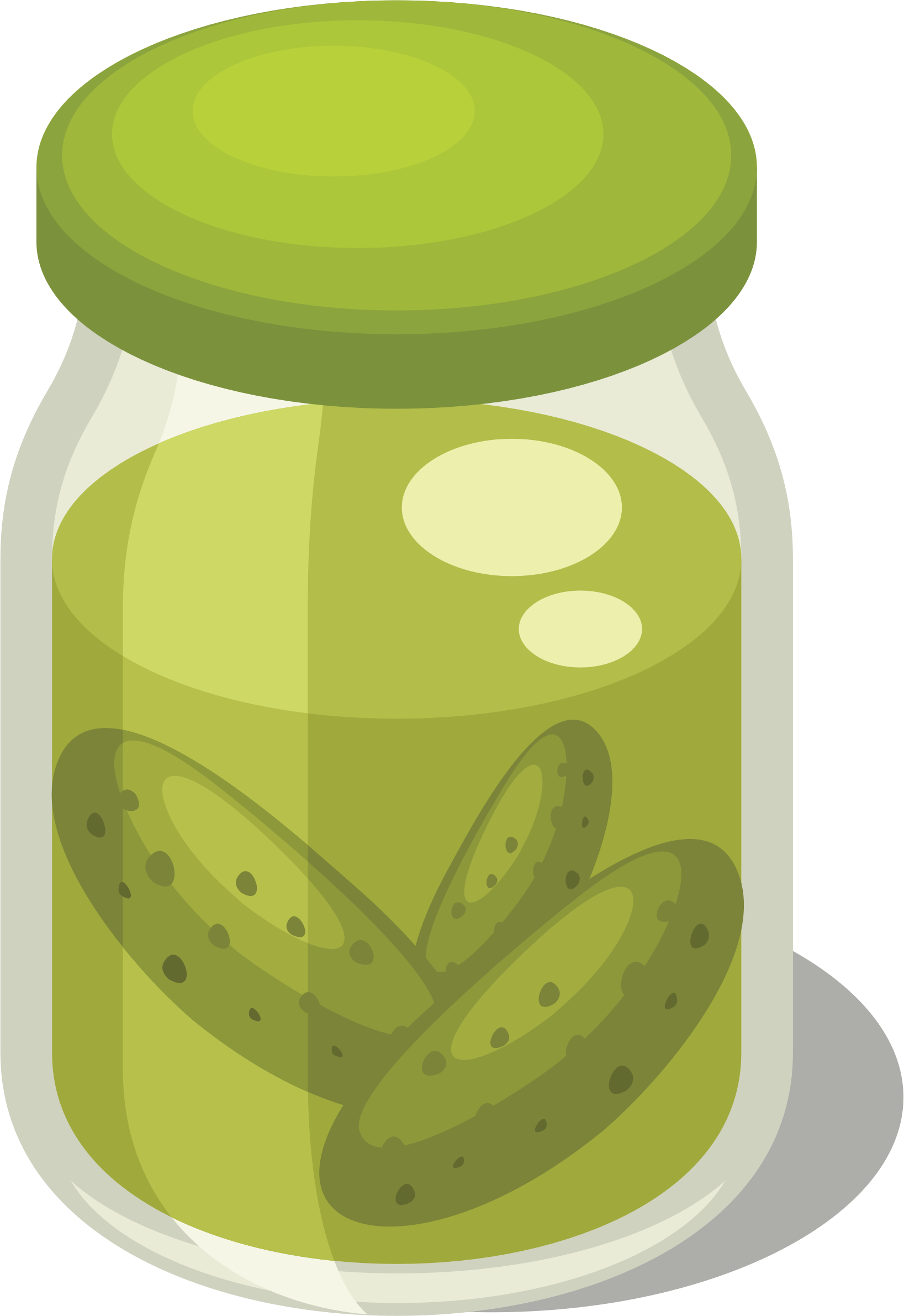 Pickles by oksmith