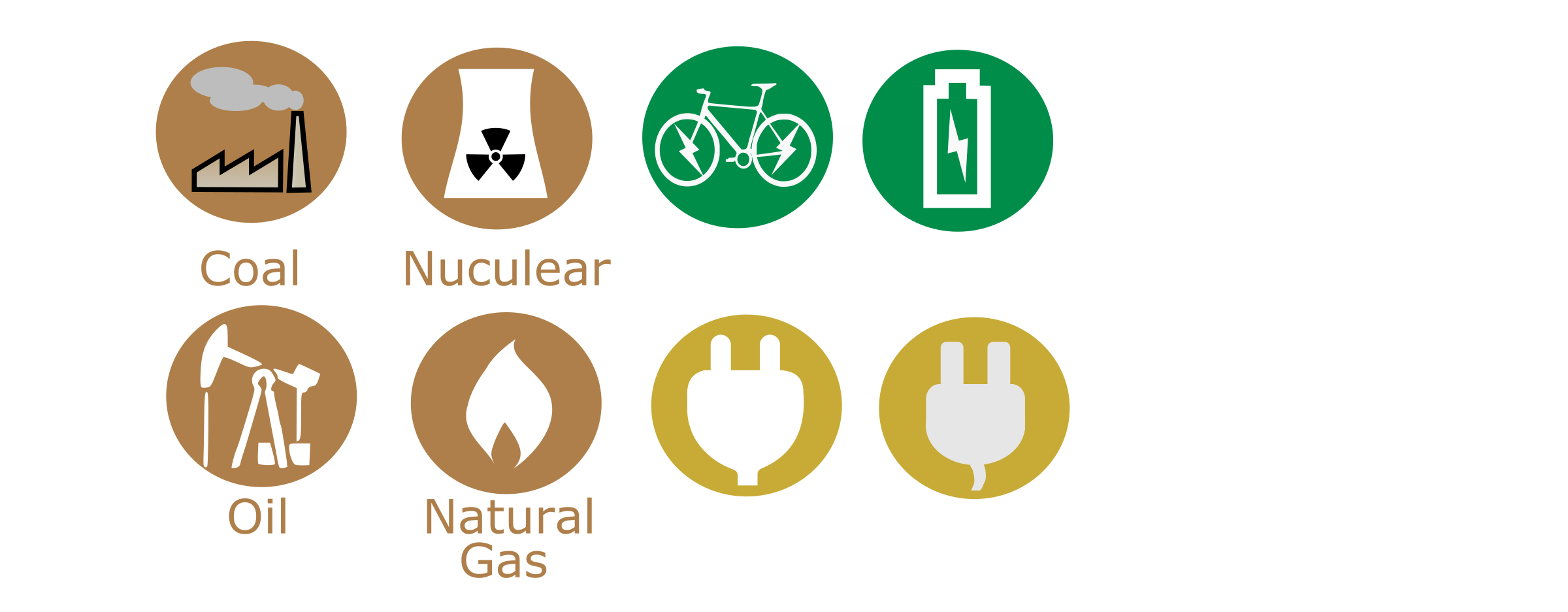 alternative icons power sources by elconomeno@email.com
