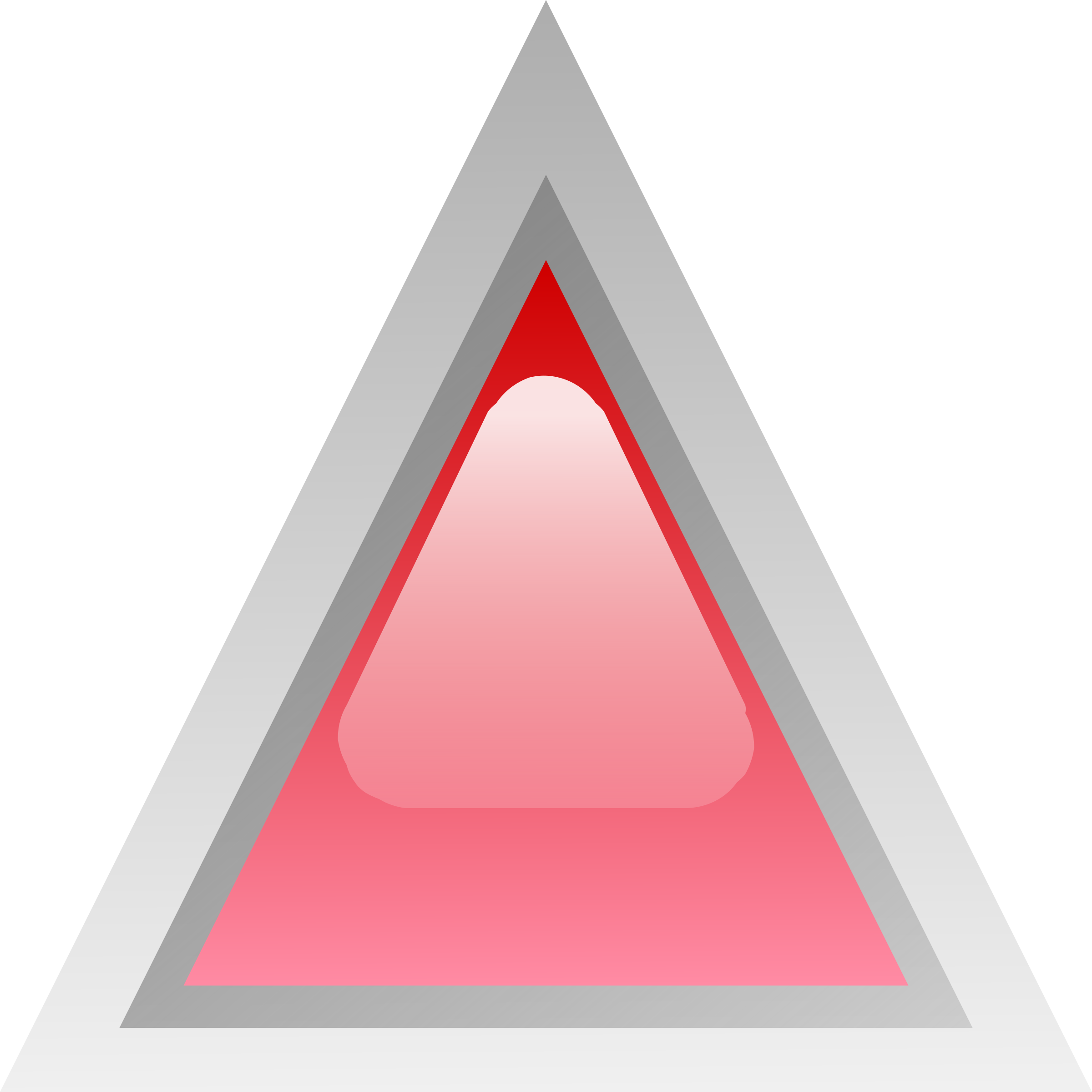 led triangular red  by Anonymous