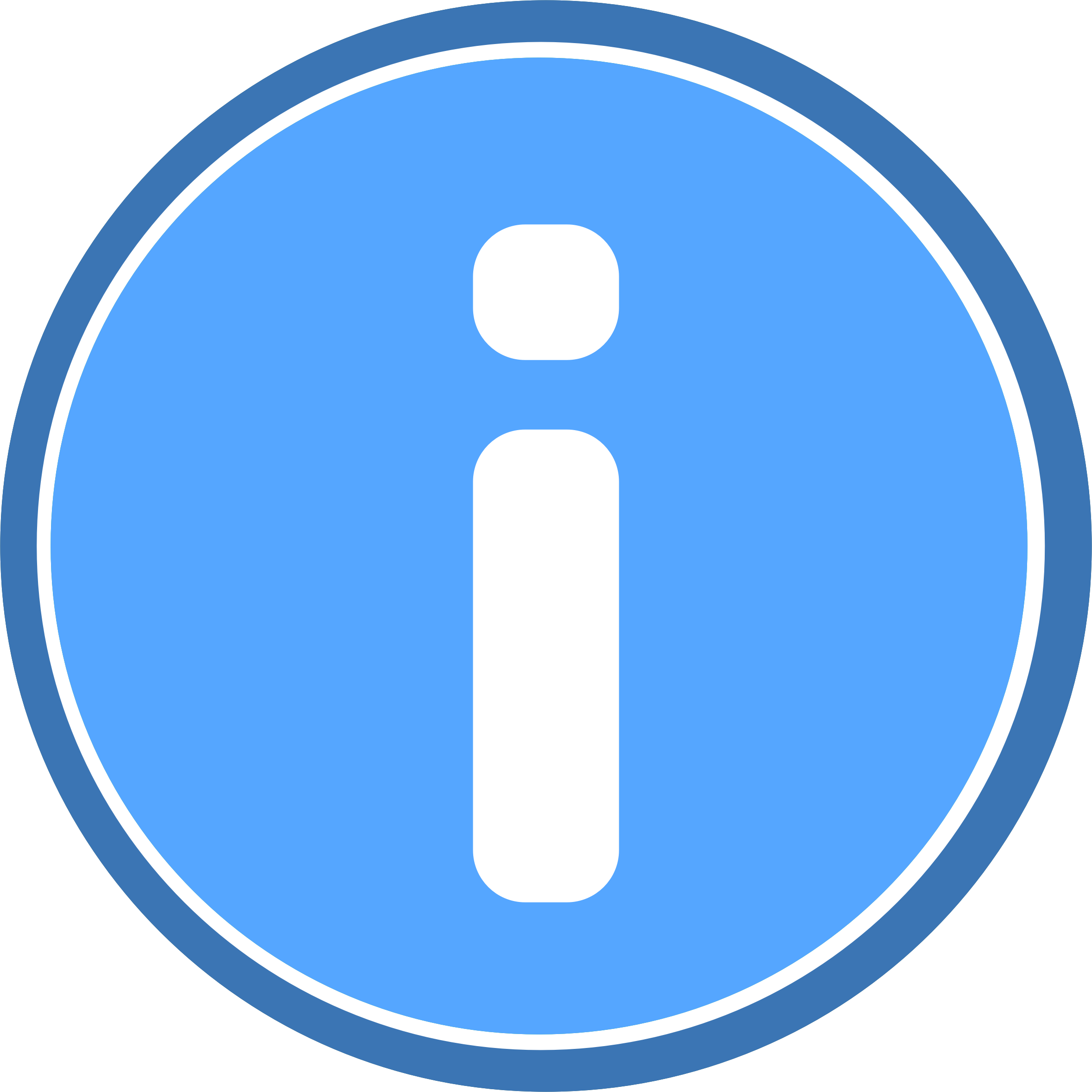 Info Icon (rounded) by DaveMeyer
