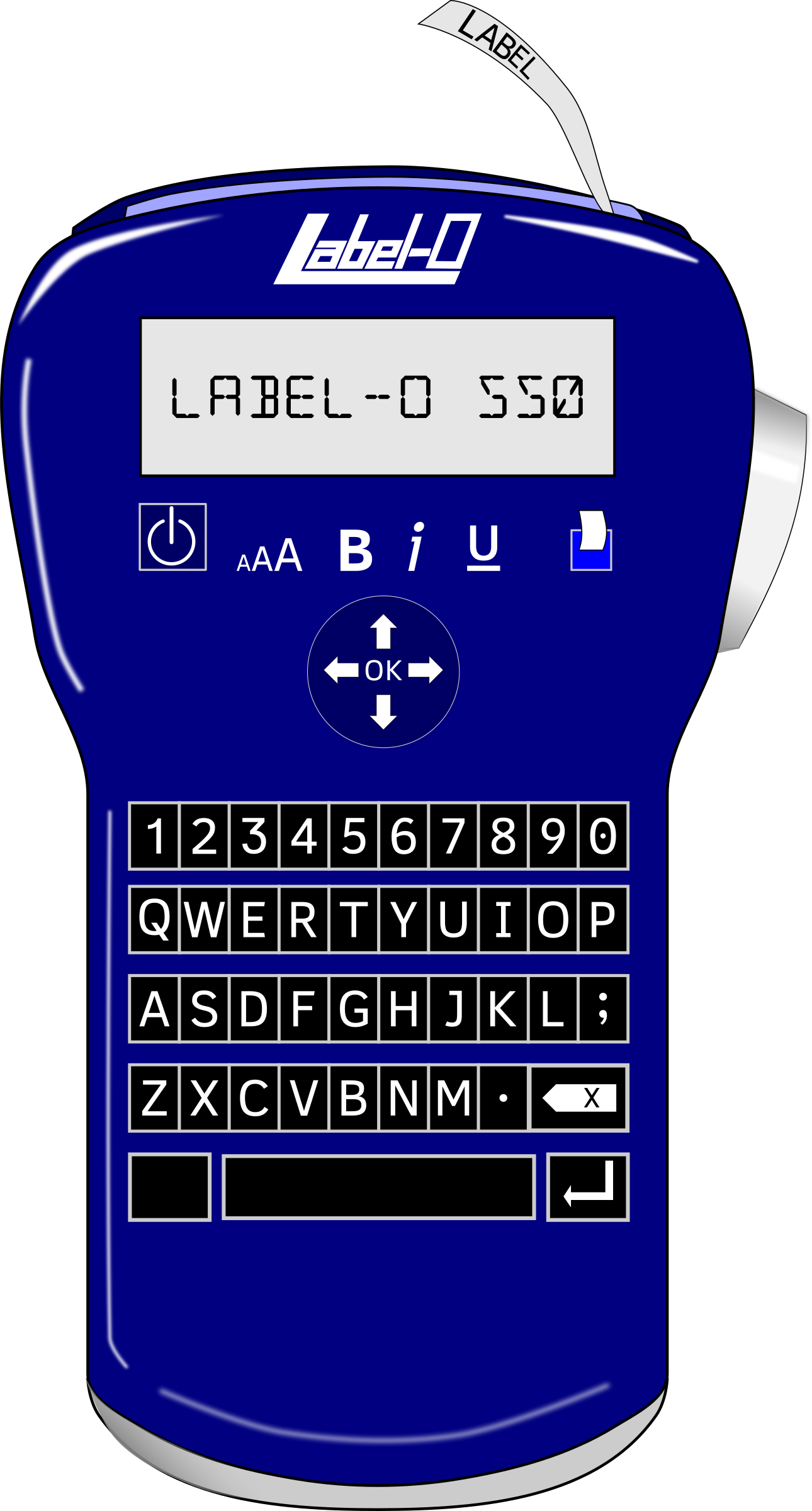 Label Maker by algotruneman