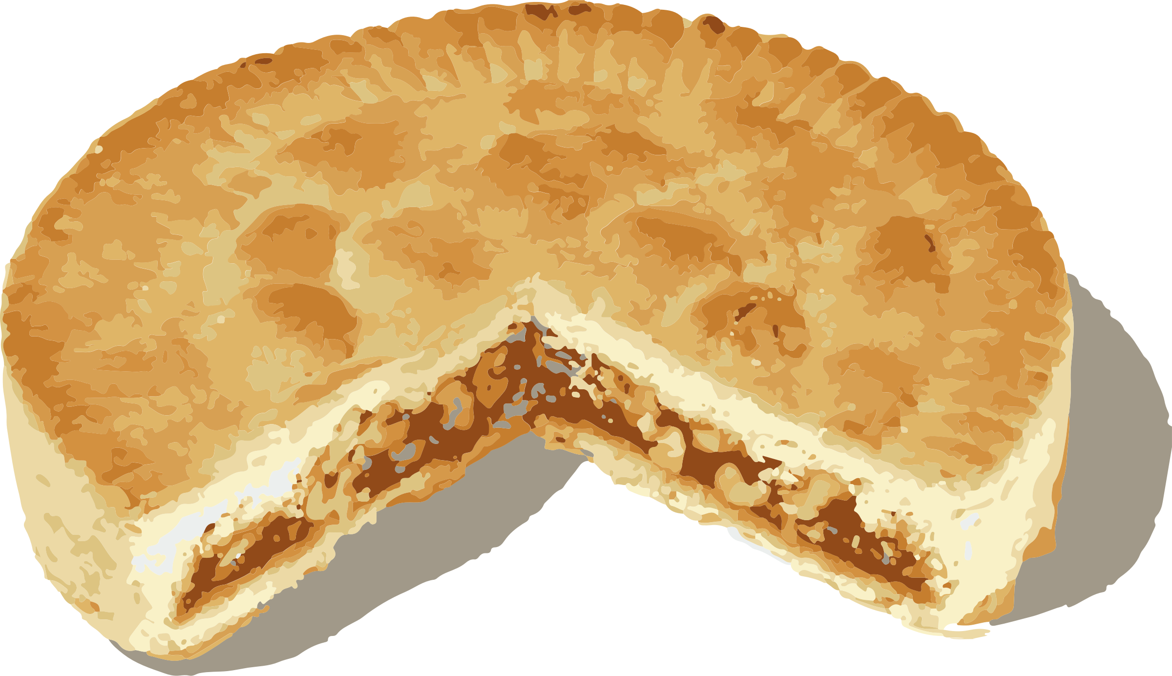 swiss nut pie - swiss pastry by swissboy