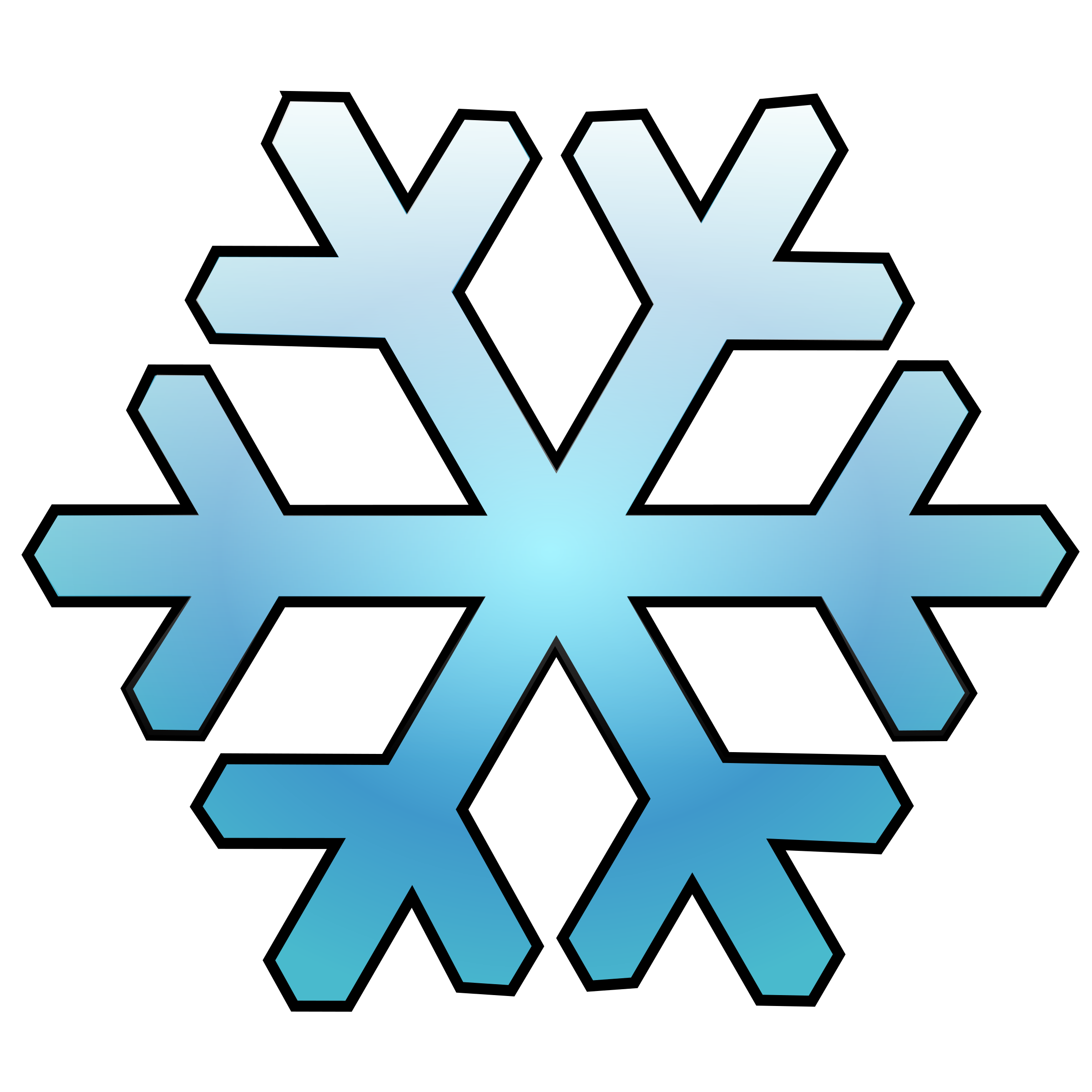 clipart snowflake clipart of snowing clipart of snowman hat