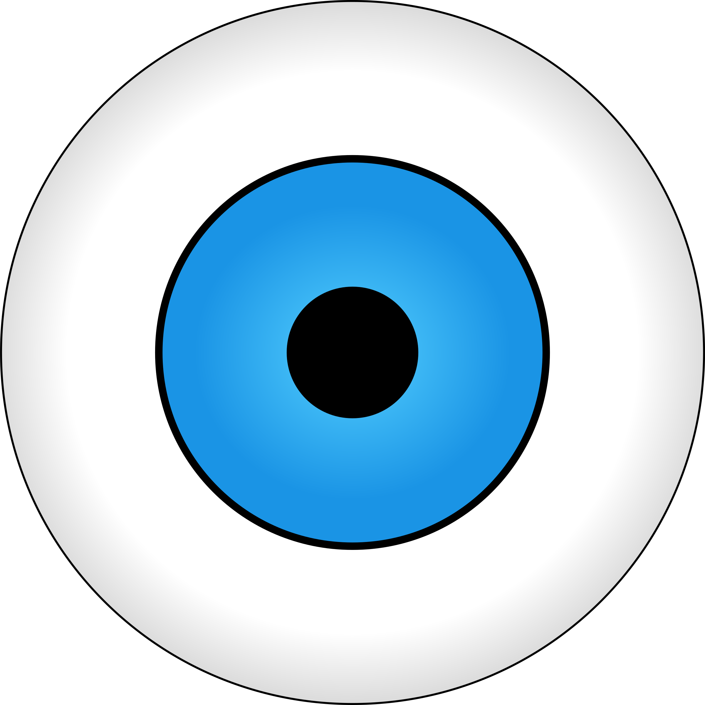 Olho Azul / Blue Eye by tonlima