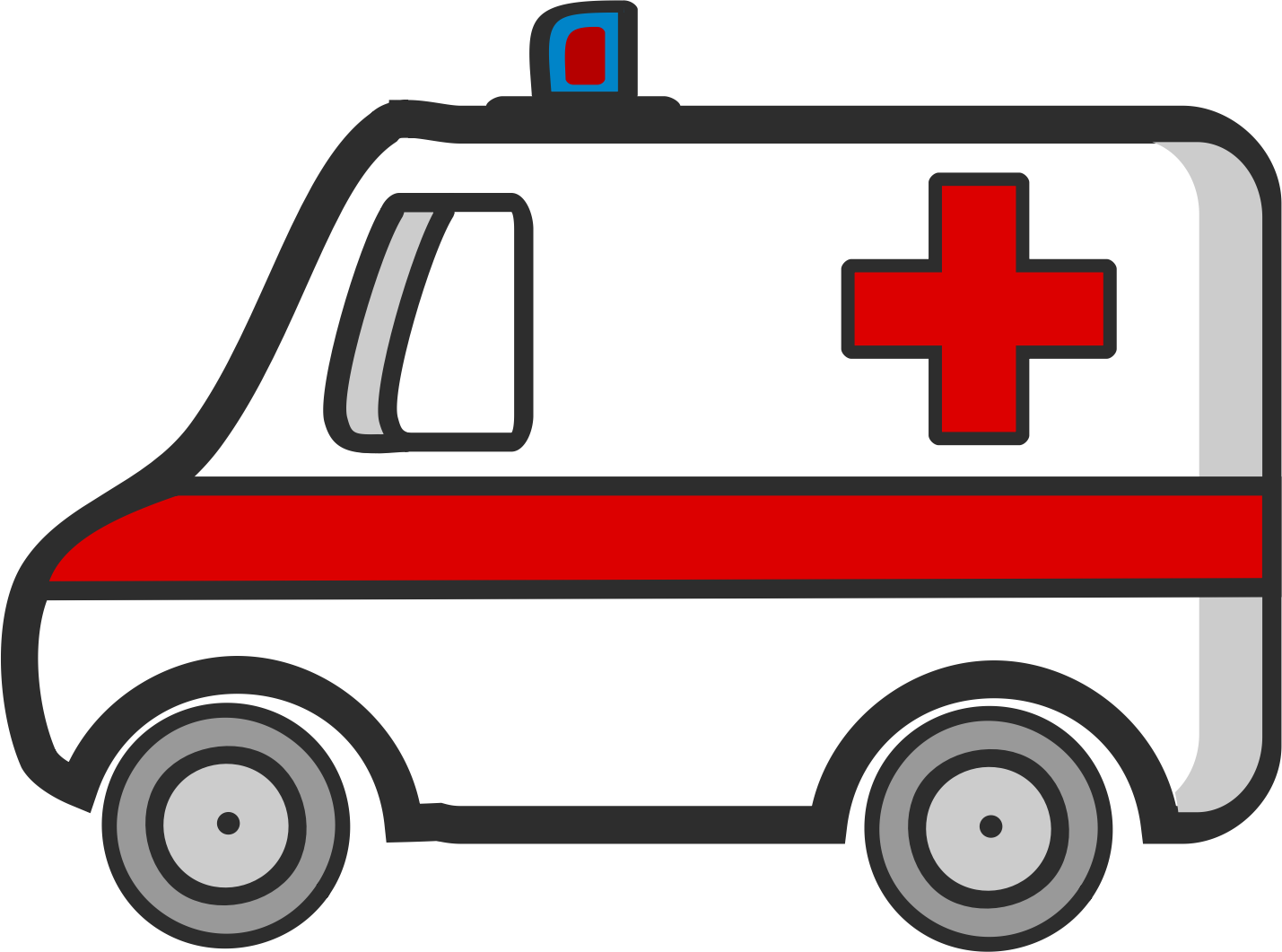Ambulance / Emergency Medical Services (EMS) by jonathan357