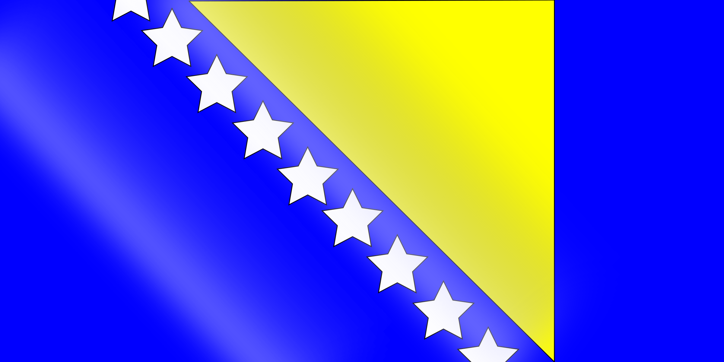 flag BiH (Almir) by almir984
