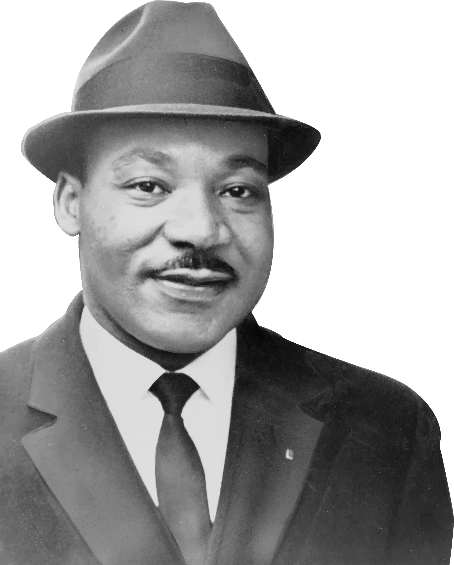 Martin Luther King Jr 3 by GDJ