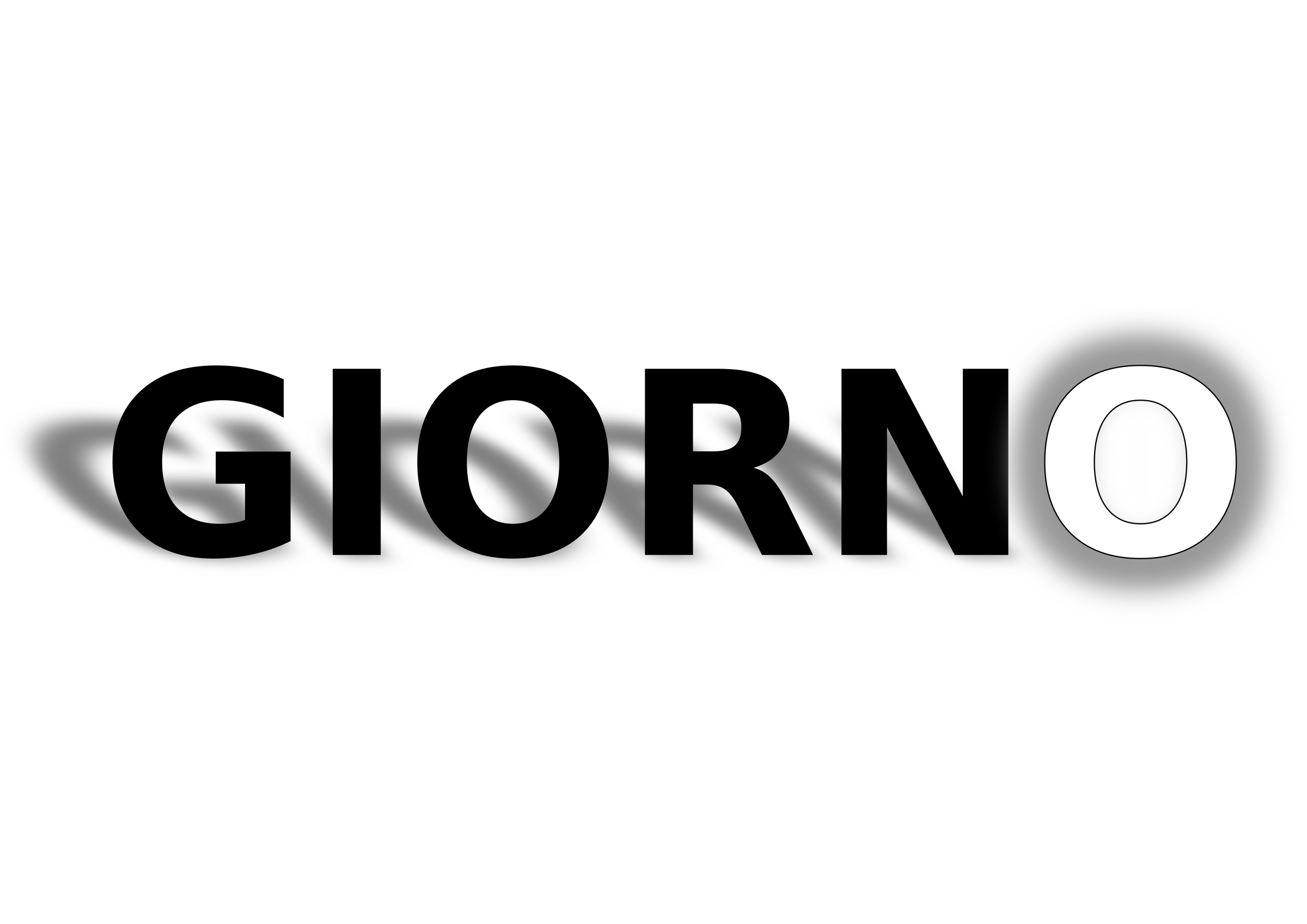 Clipart - GIORNO b0288b54af2e