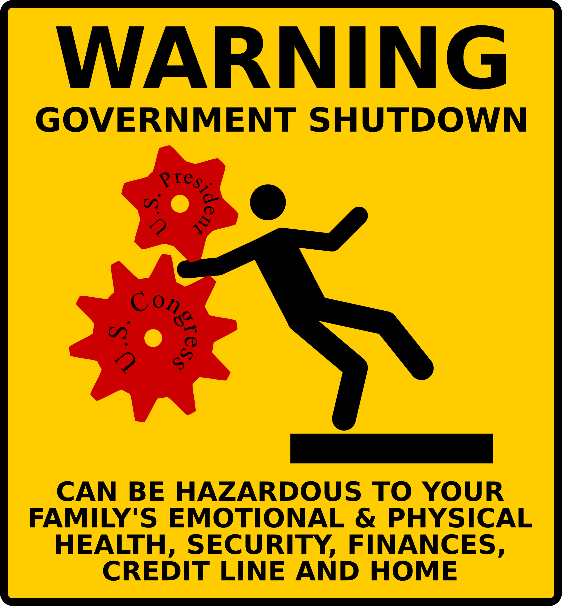 Government Shutdown by Arvin61r58