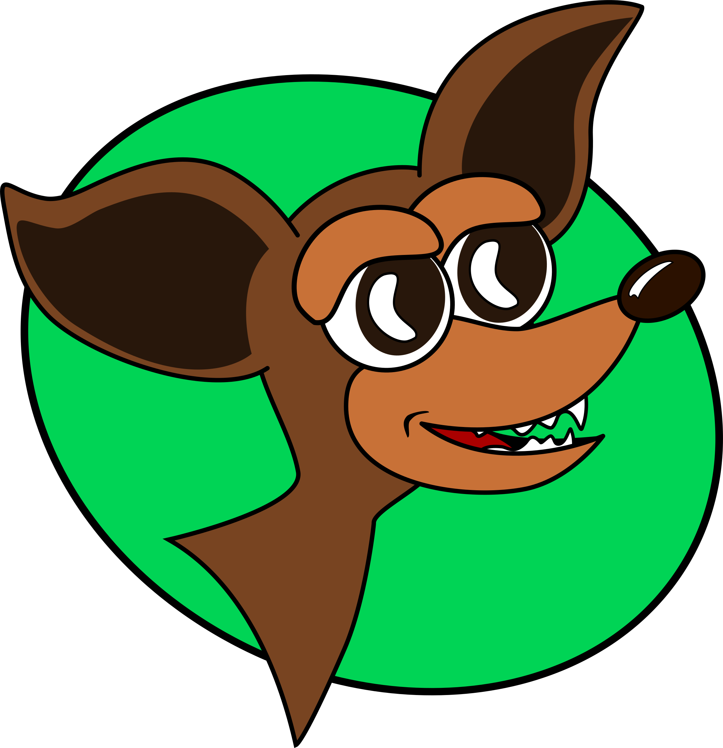 Cartoon Chihuahua by VexStrips