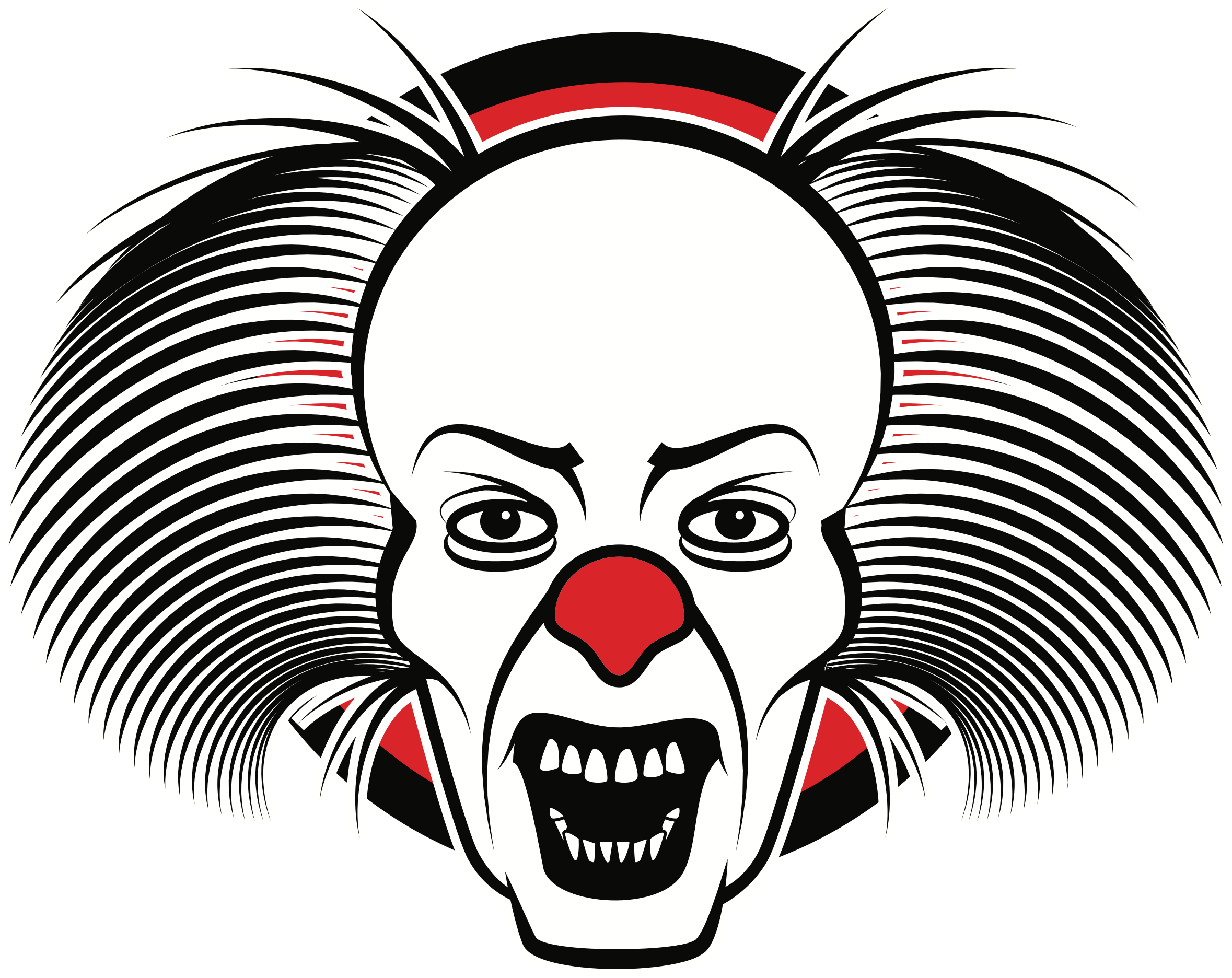 Clown (#1) by oksmith