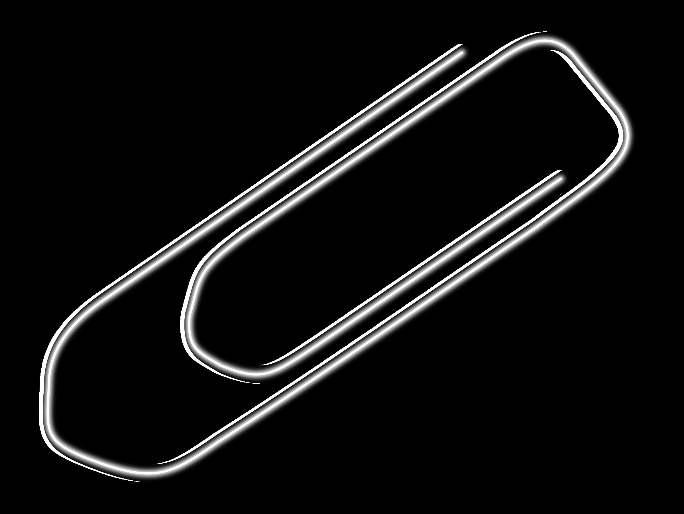 clipart - paper clip