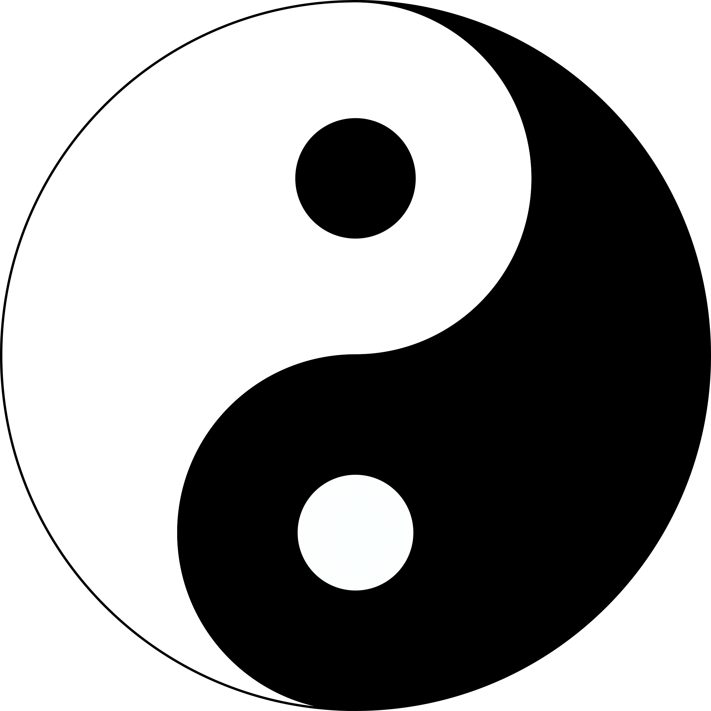 BASIC YIN-YANG by ClayOgre