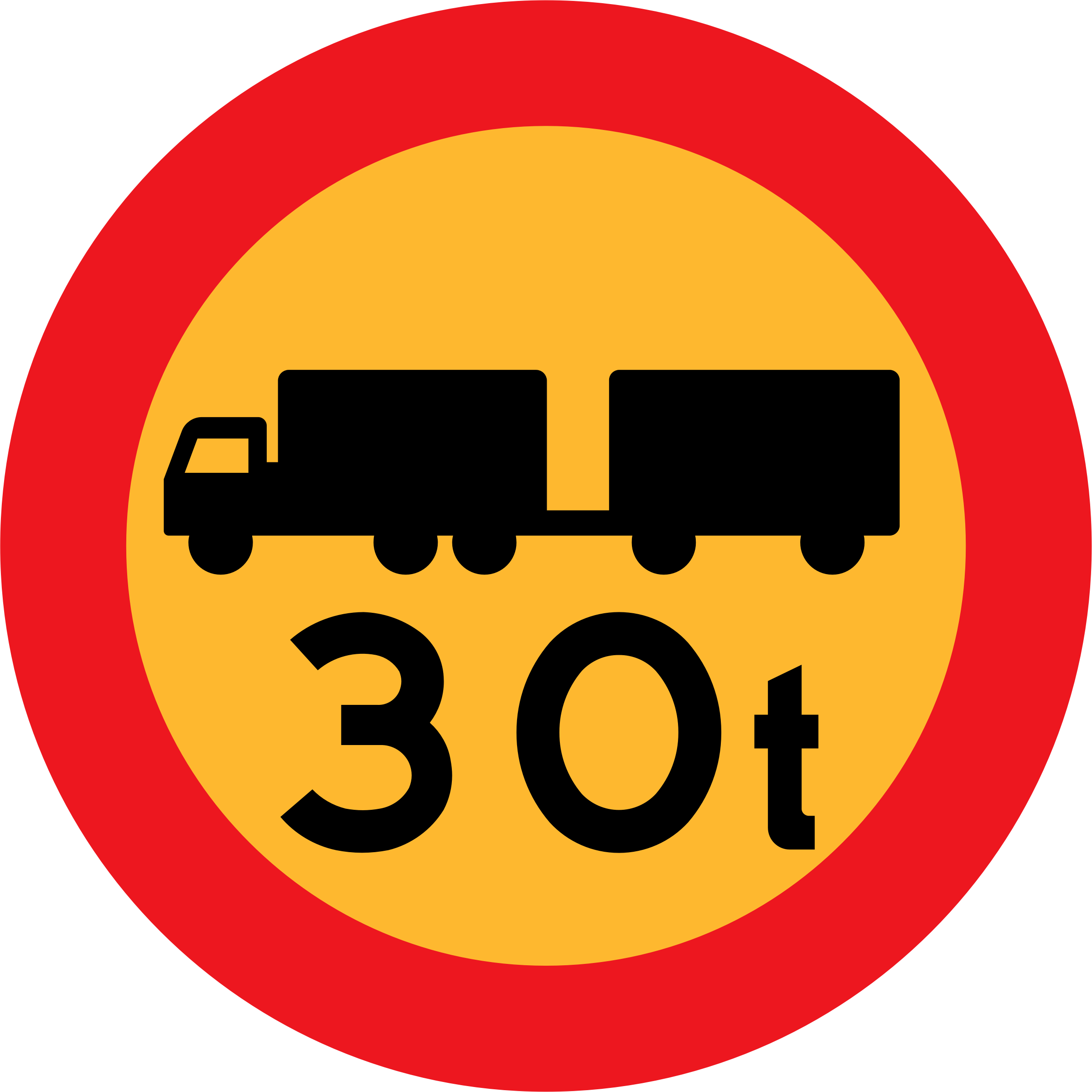 30t truck sign by ryanlerch