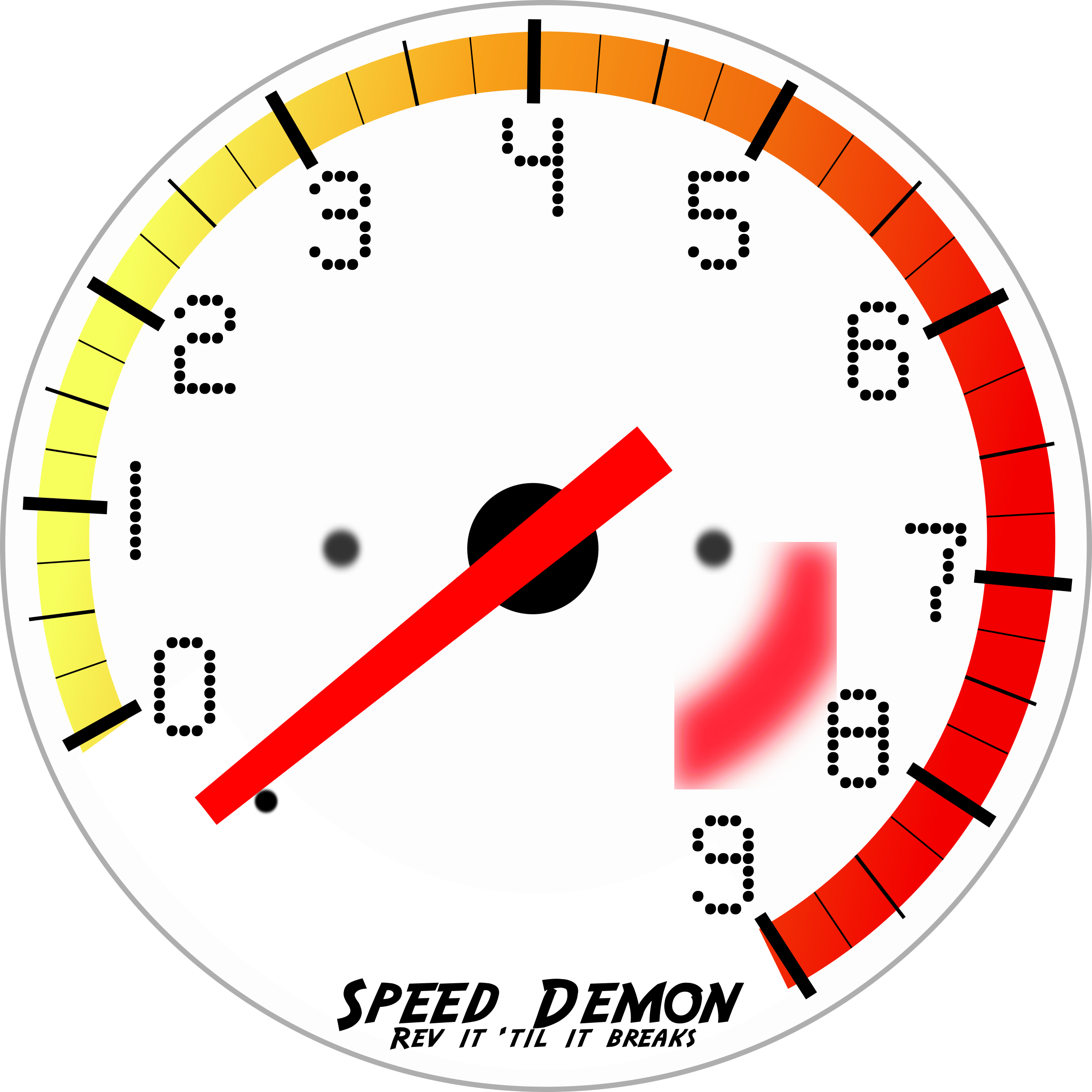 Tachometer by DigitaLink