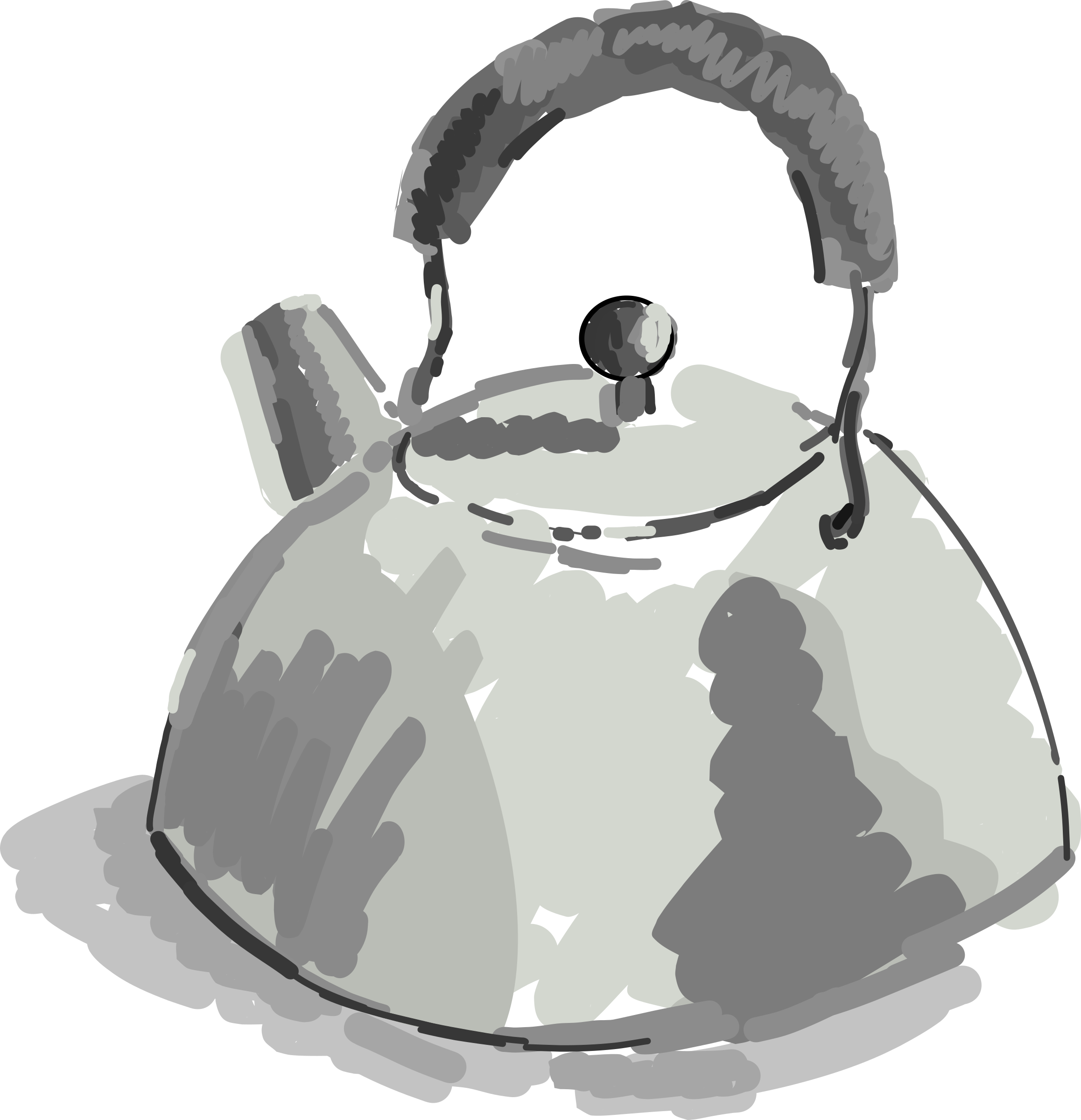 Kettle by dominiquechappard