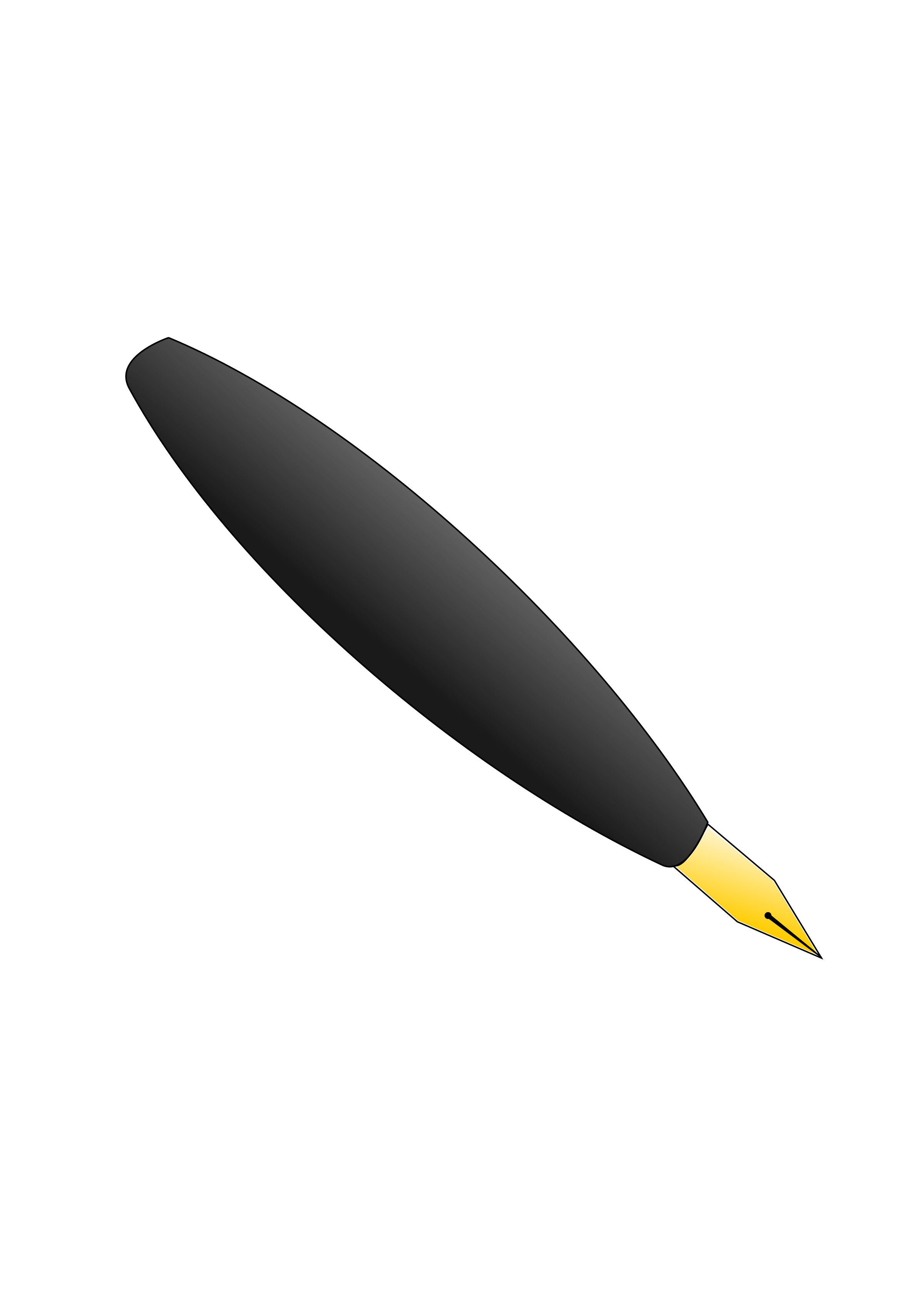 Simple Pen by mbybee