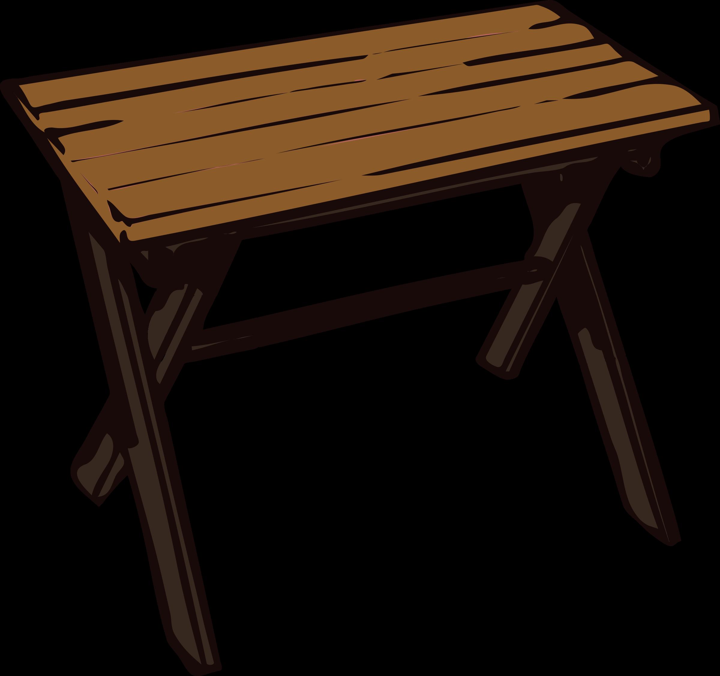 clipart architetto tavolo in legno