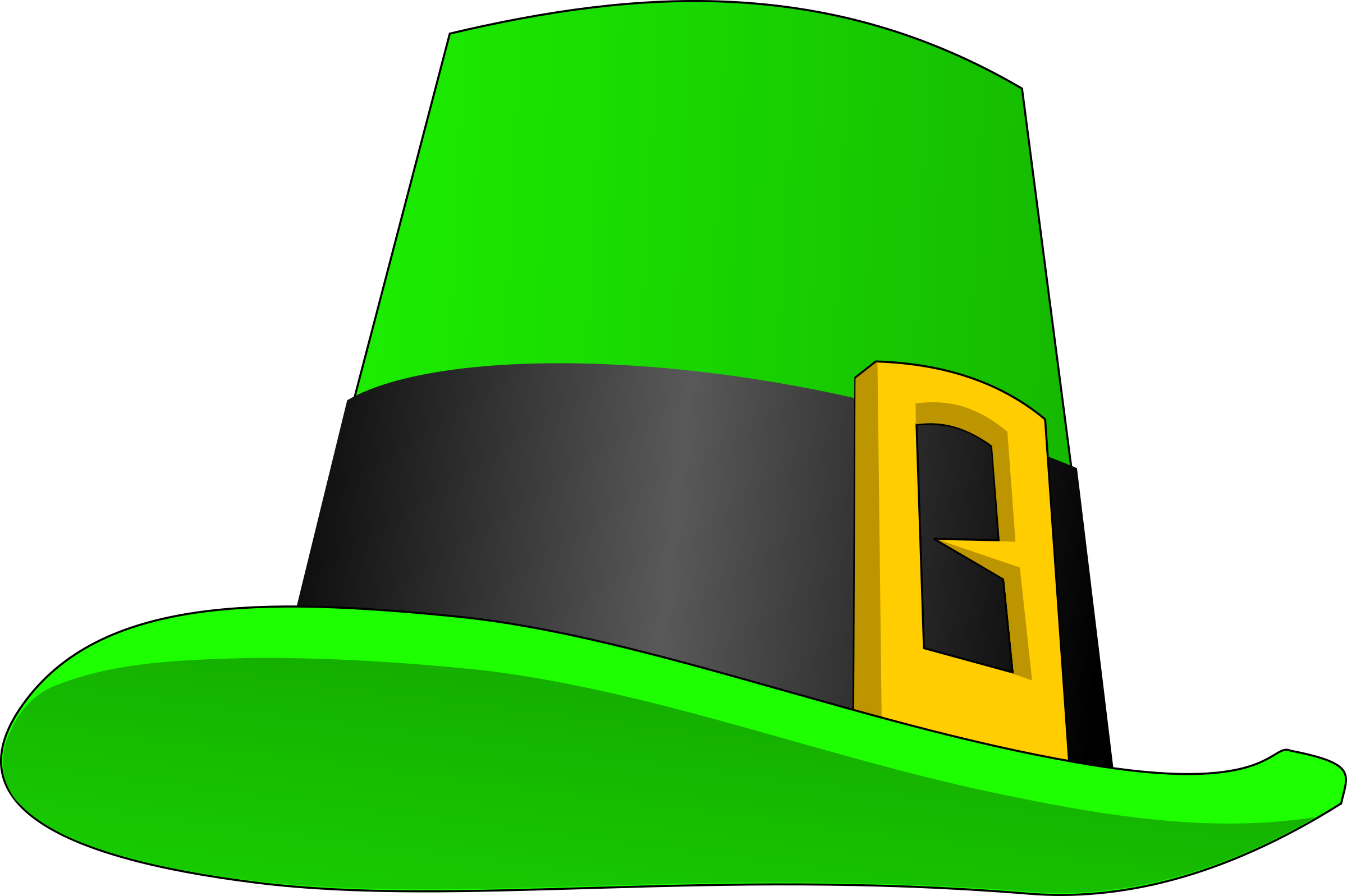 Leprechaun's hat by SRD