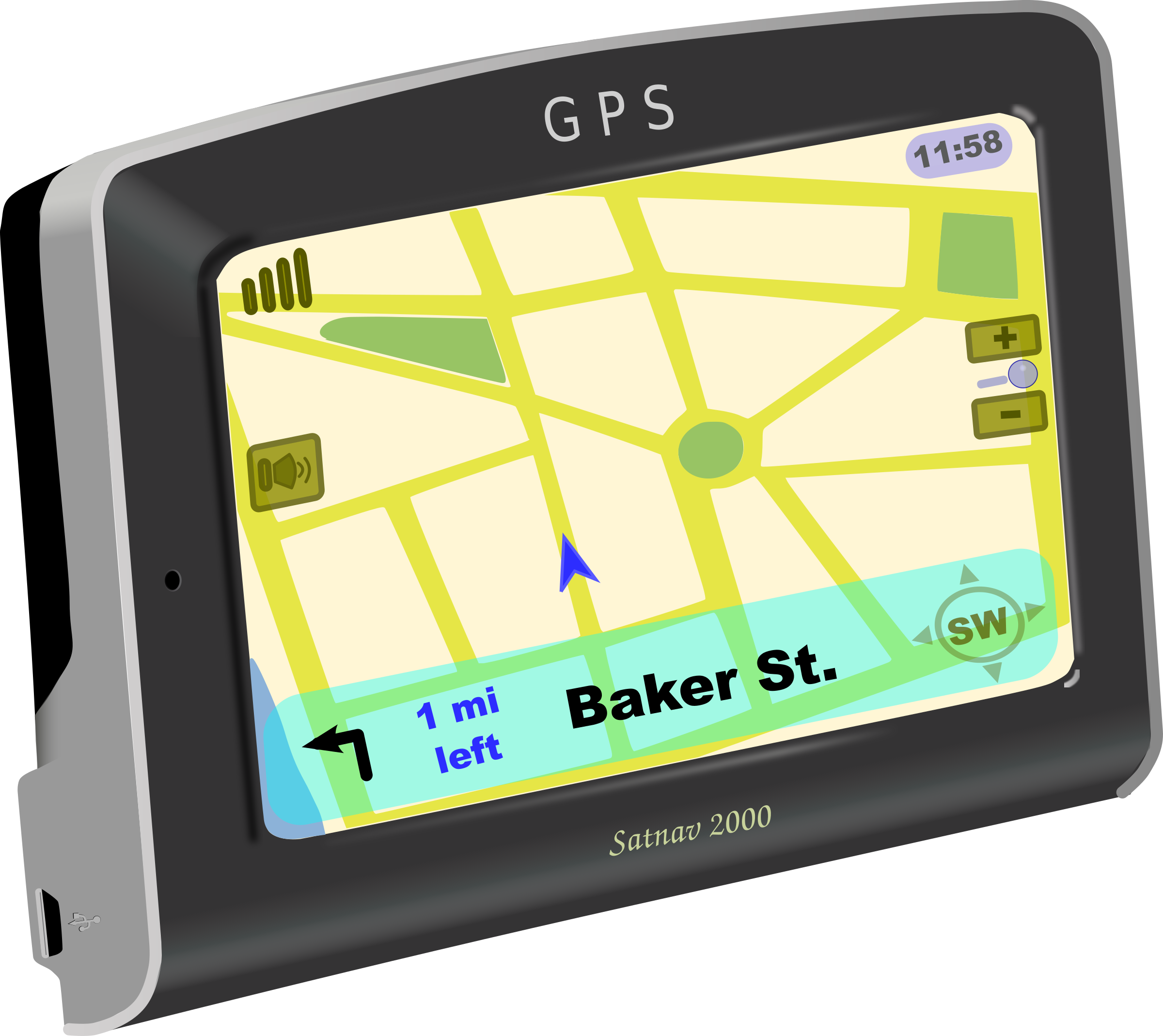 GPS on by J_Alves