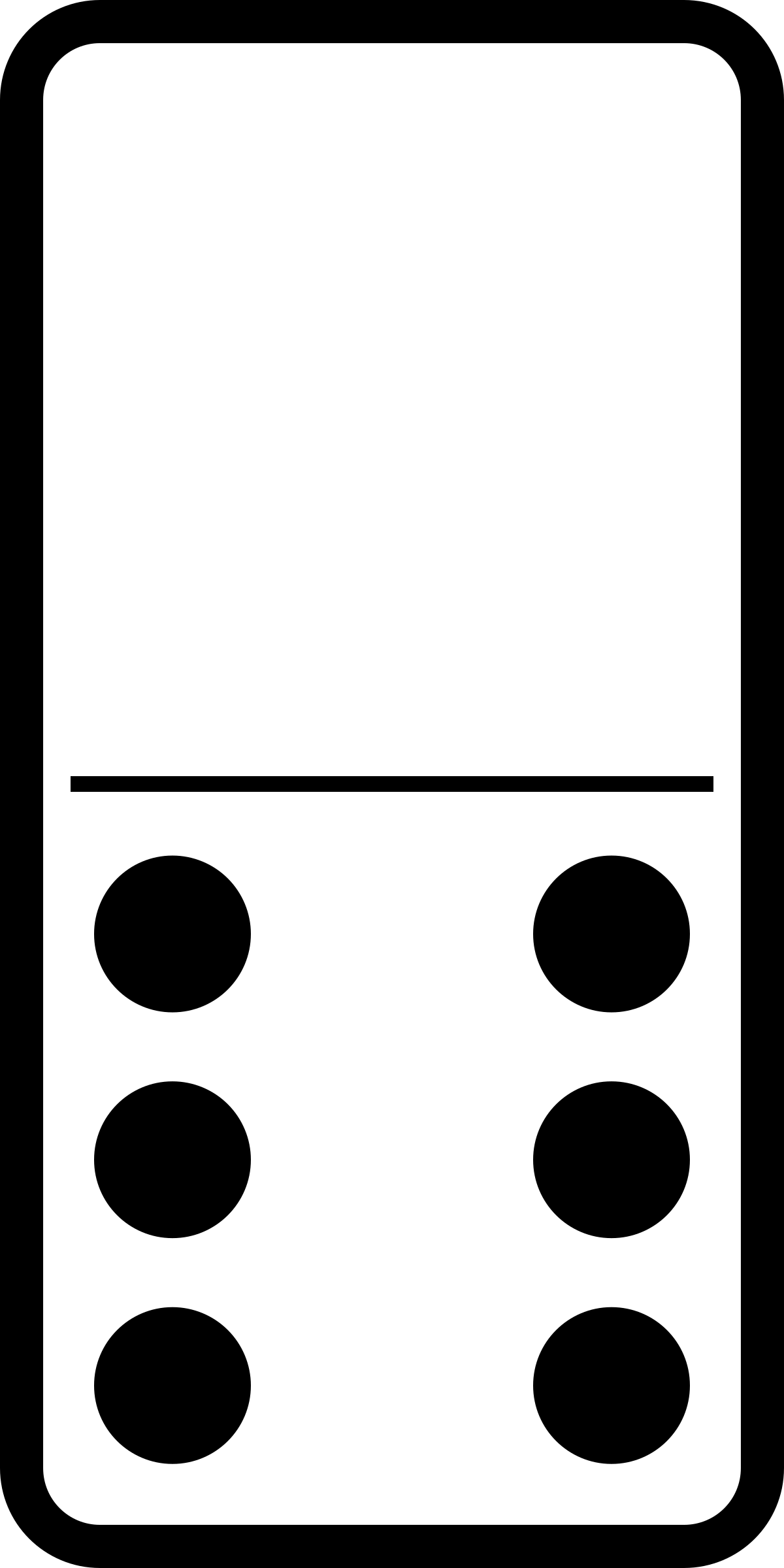 domino set 6 by molumen