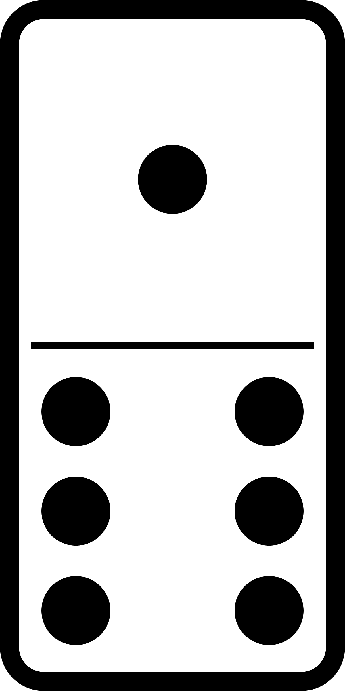 domino set 12 by molumen