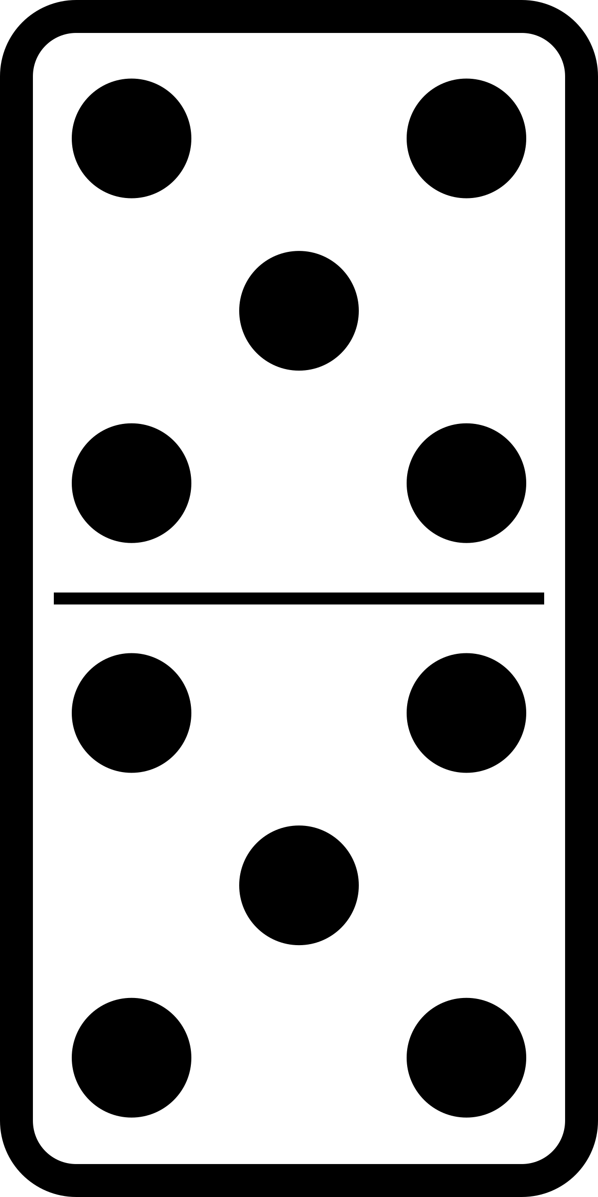 domino set 25 by molumen