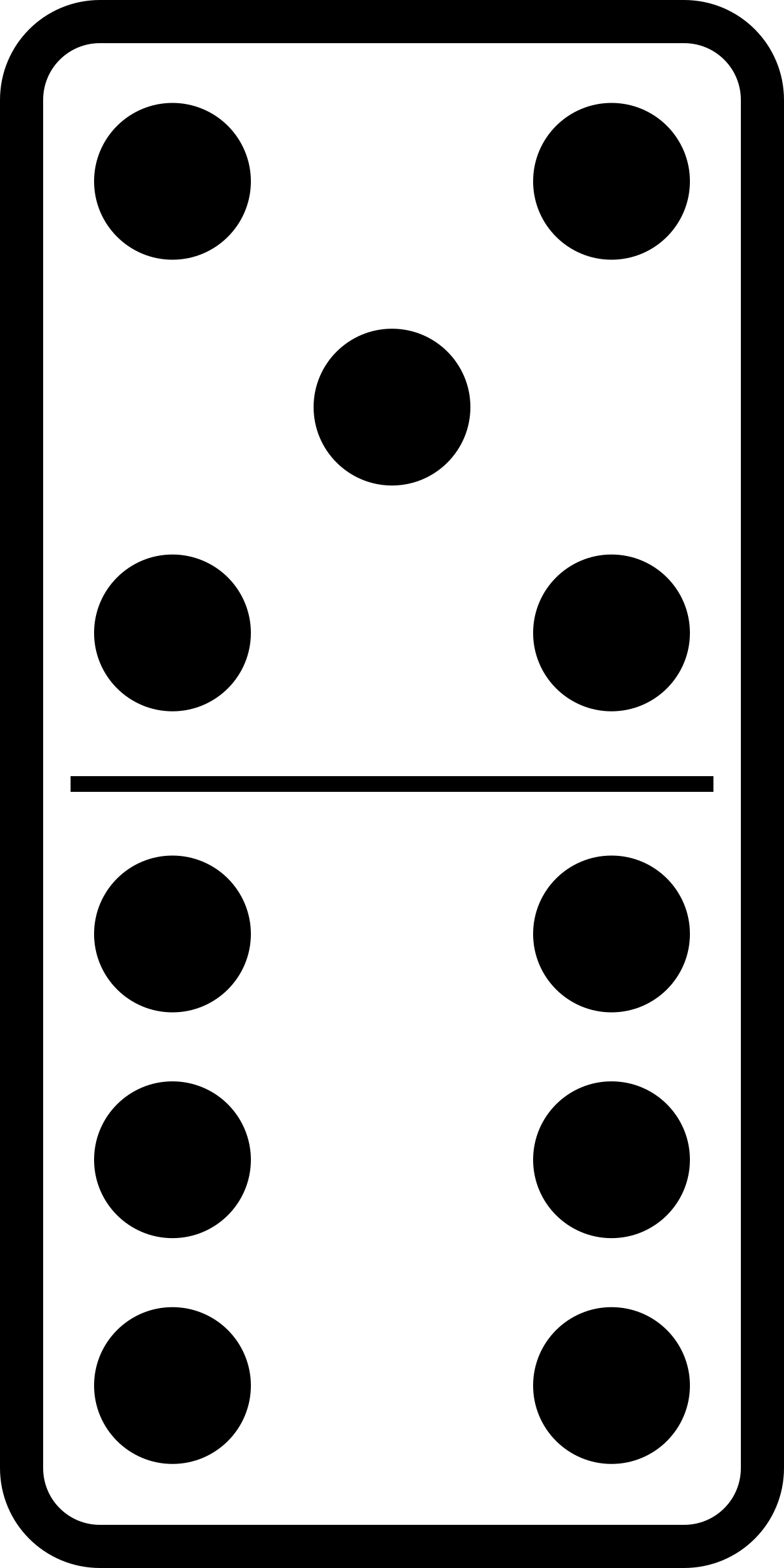 domino set 26 by molumen