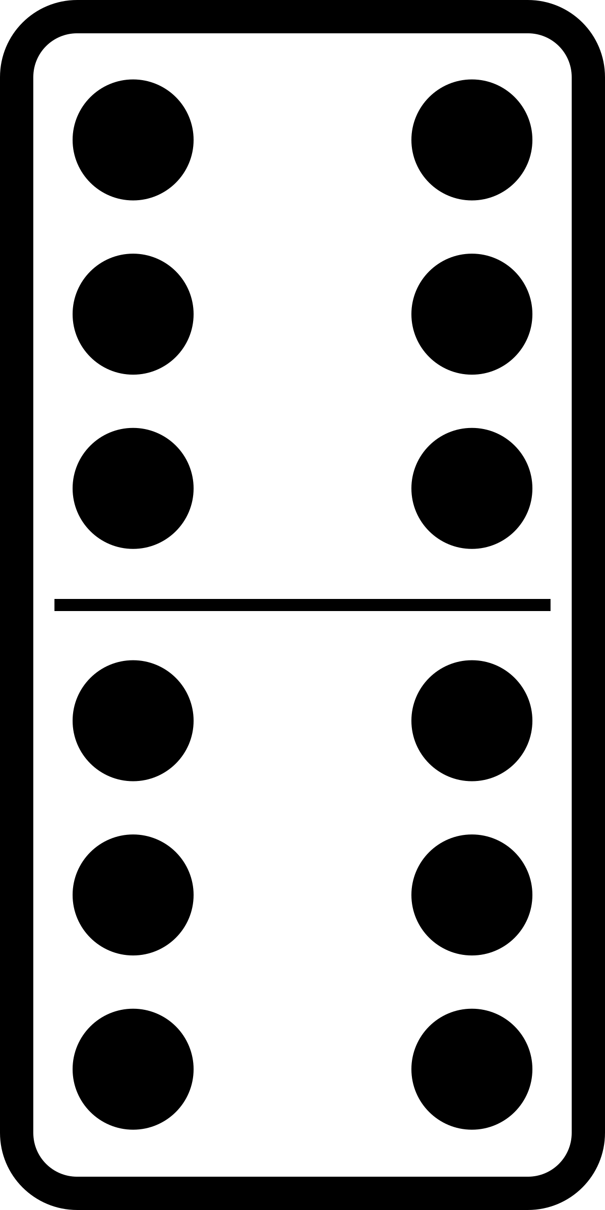 domino set 27 by molumen