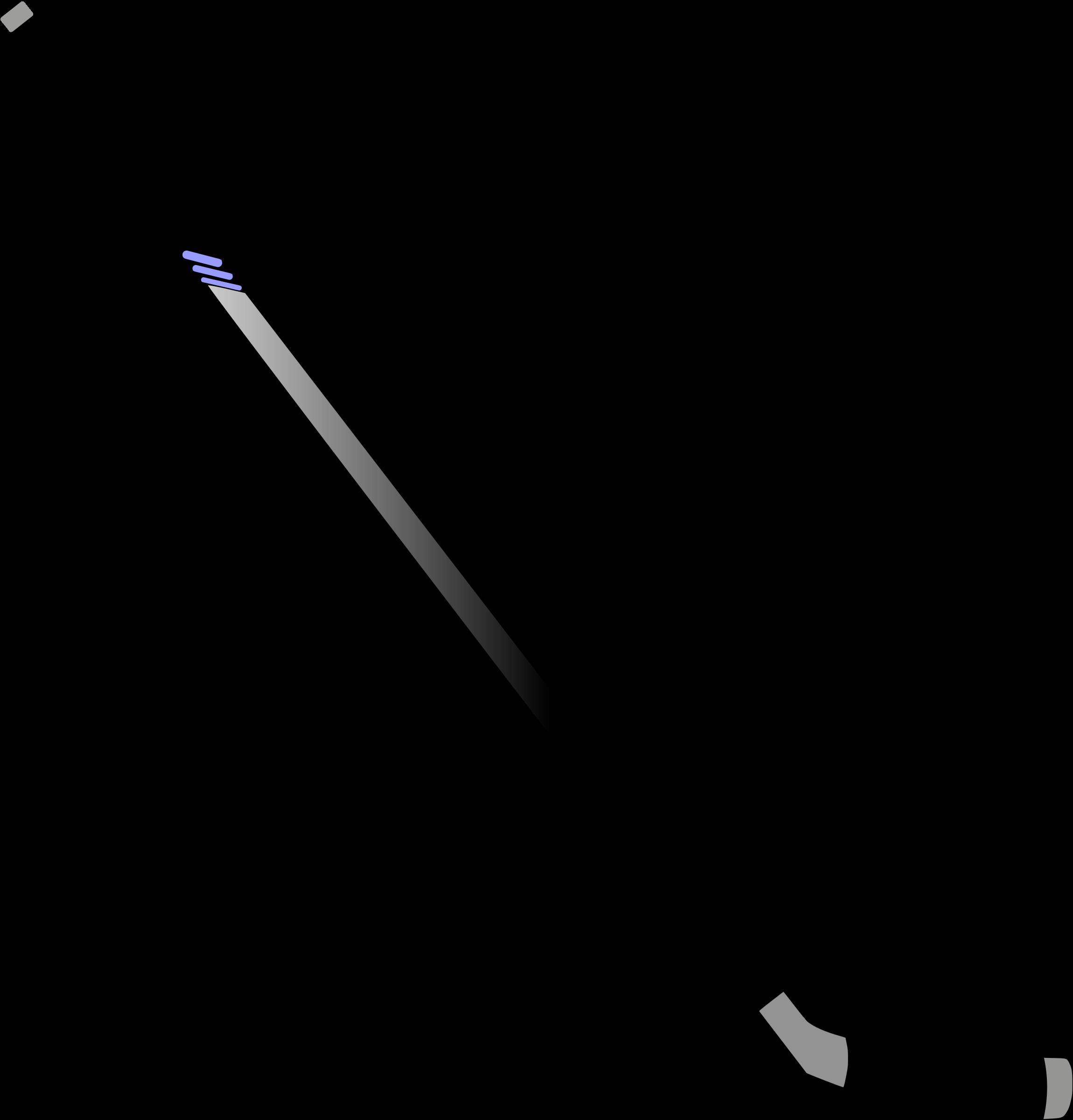 clipart hockey stick rh openclipart org hockey stick clipart vector hockey stick clipart vector