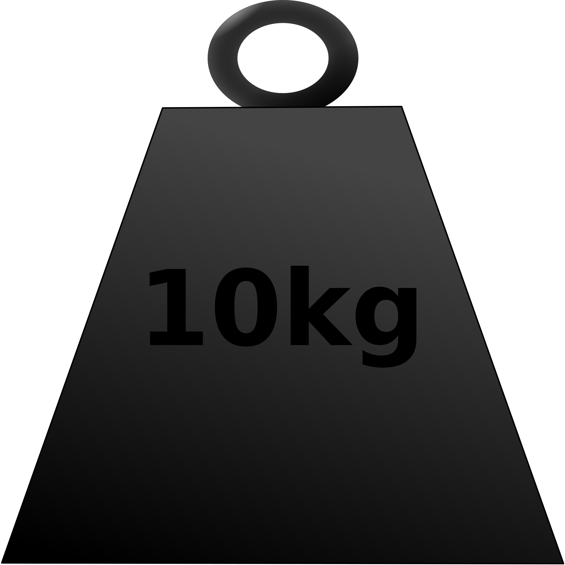 10 kg weight by klaasvangend