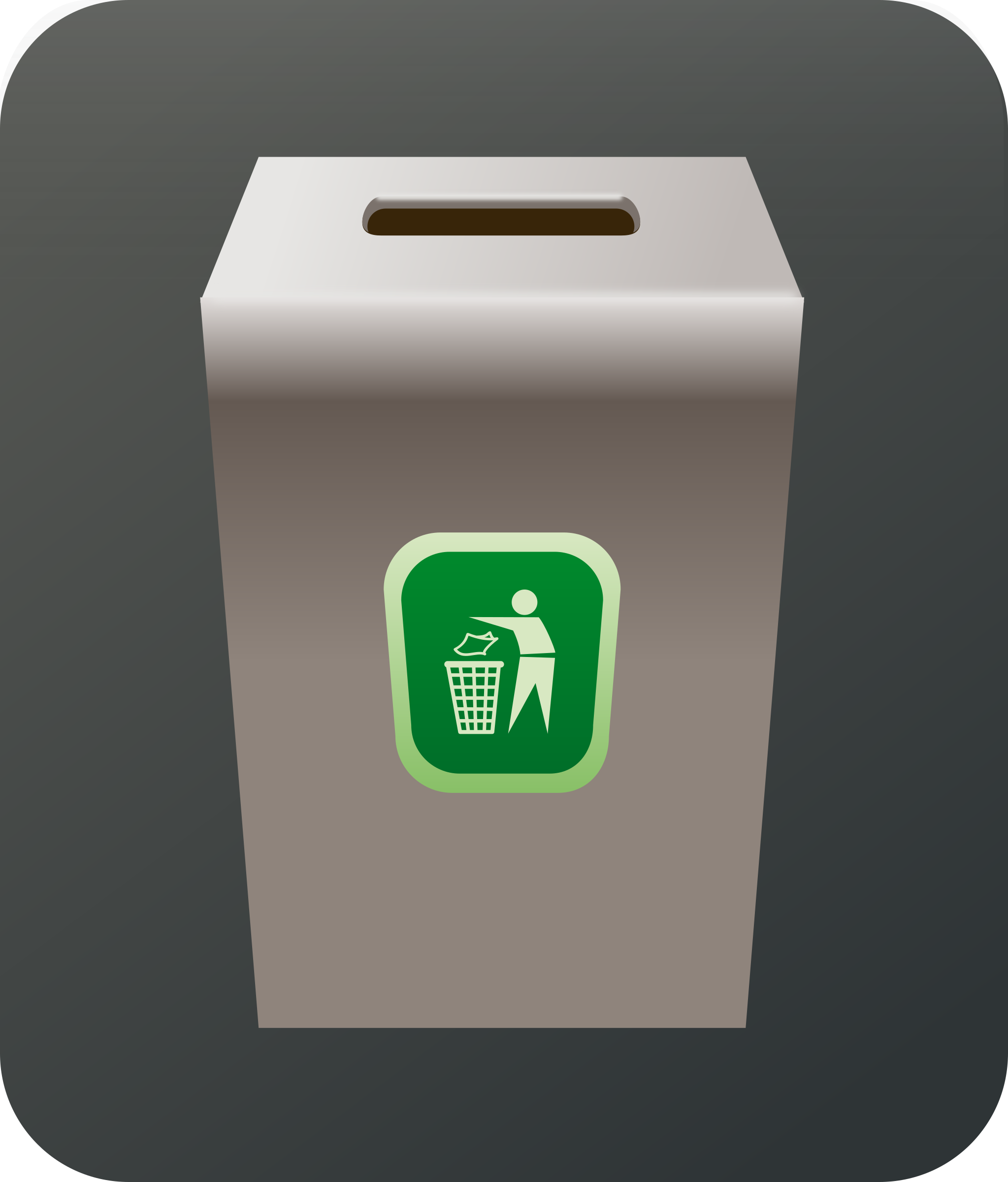 trash can by rg1024