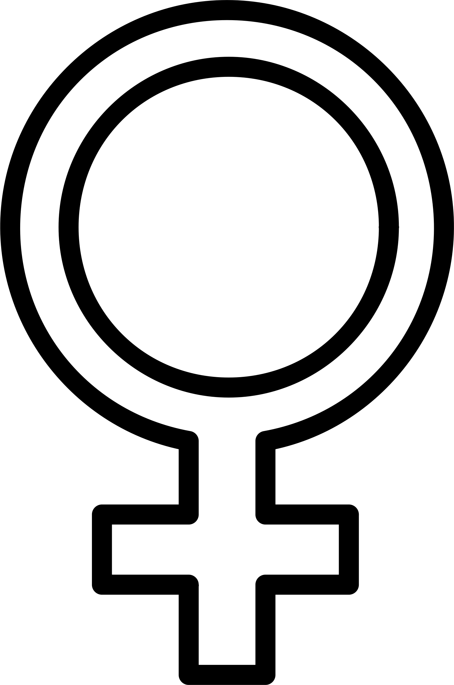 Female Symbol by kumar35885