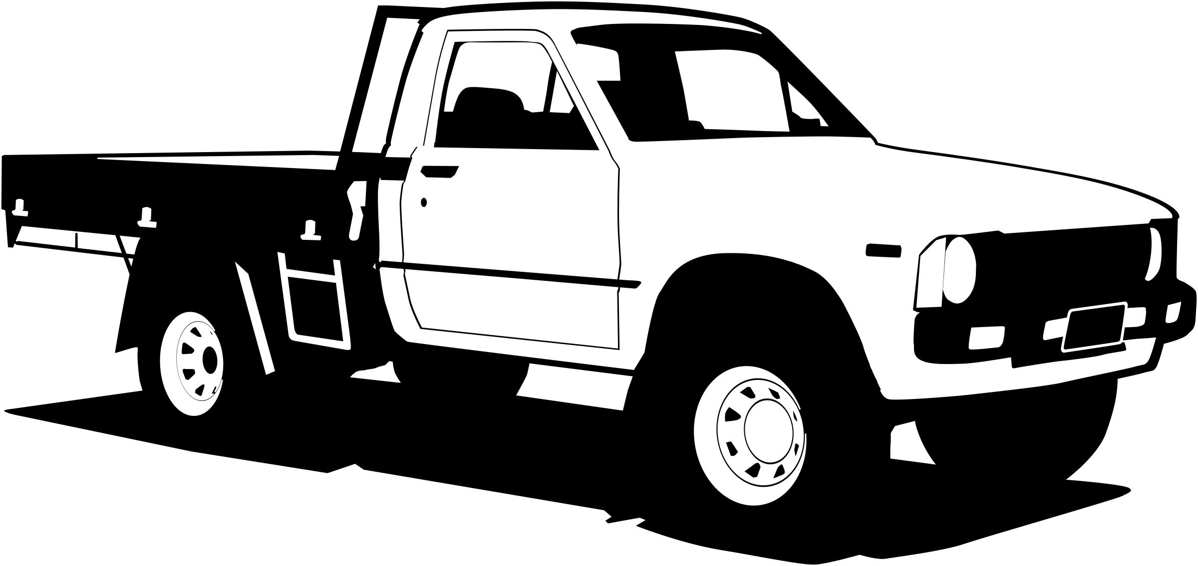 Toyota Hilux by Clue