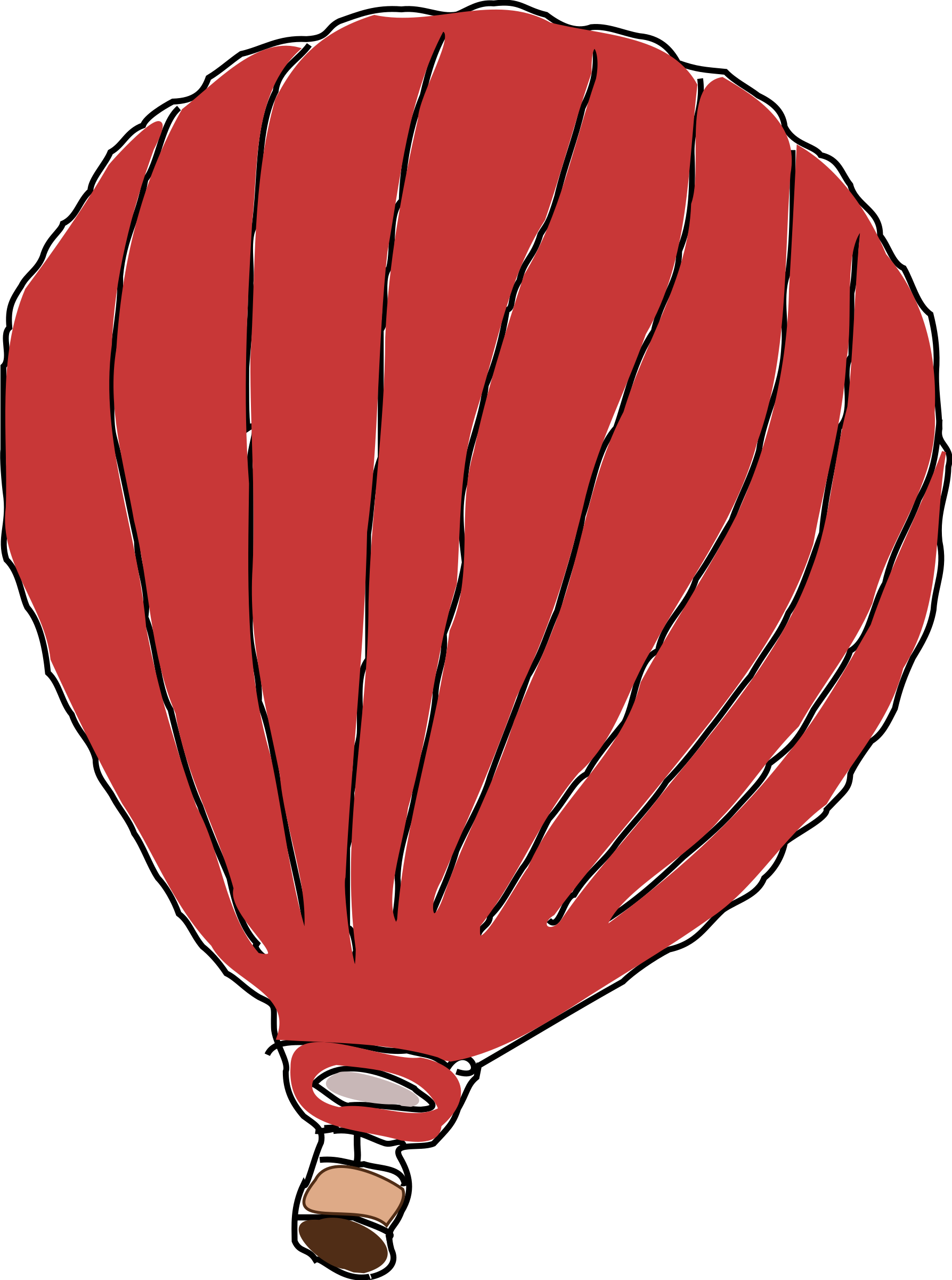 Hot Air Balloon by mazeo