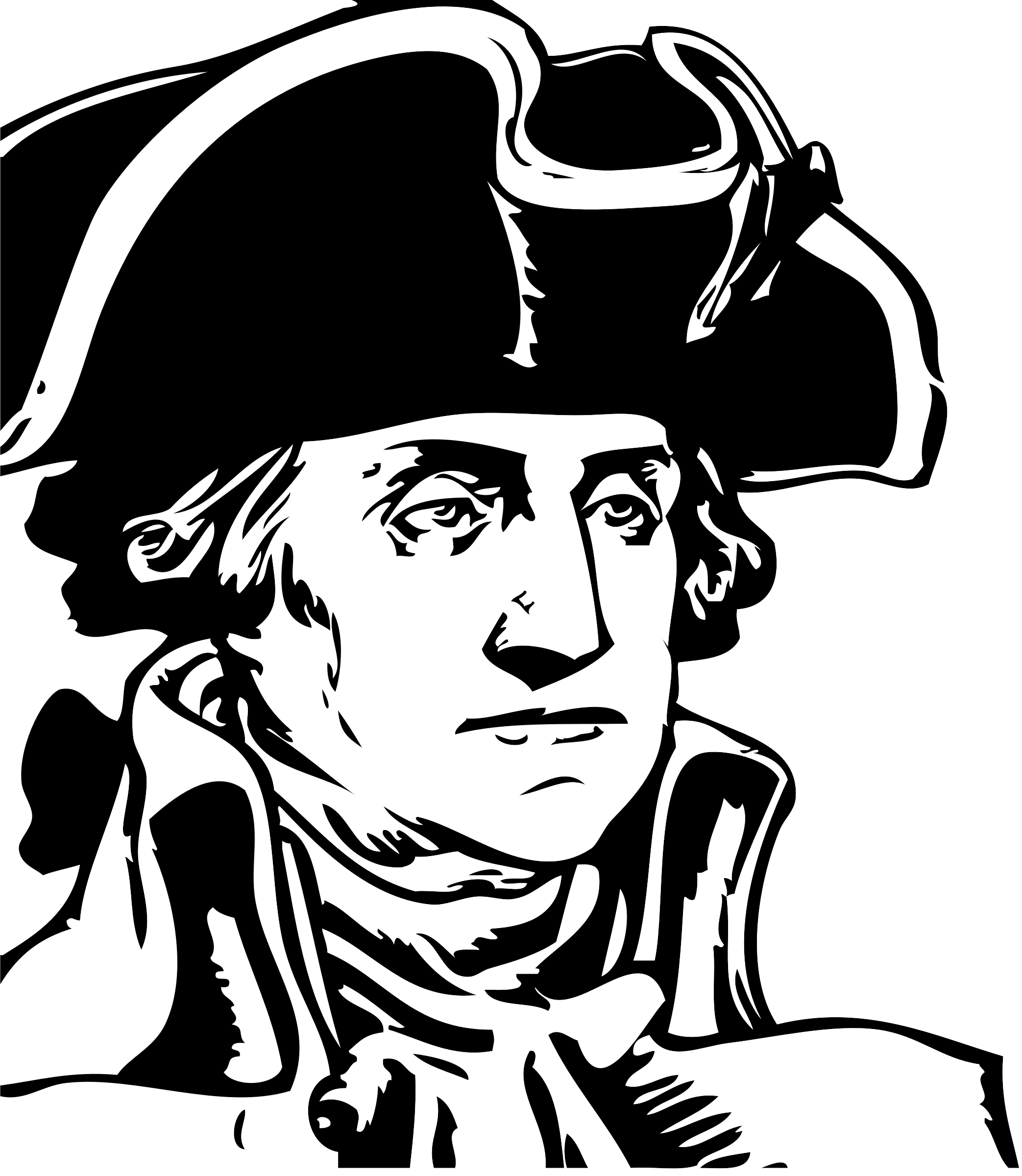 George Washington by FunDraw_dot_com