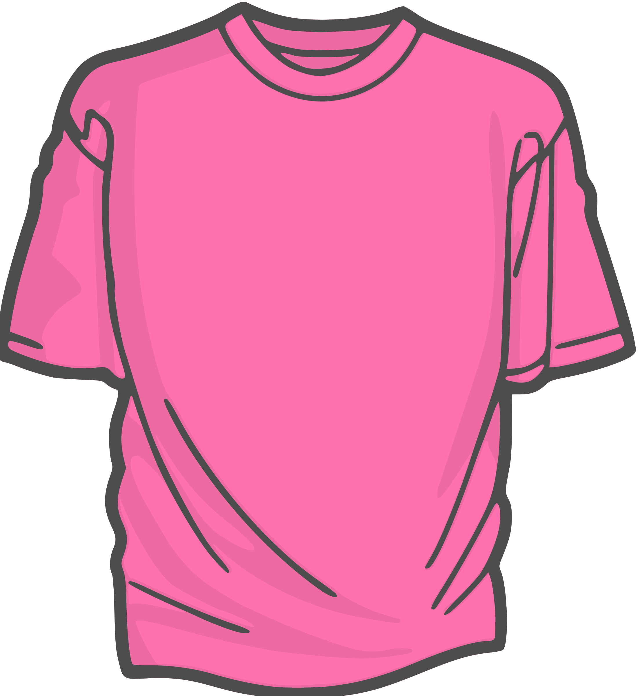 DigitaLink-Blank-T-Shirt-2 by youngheart80